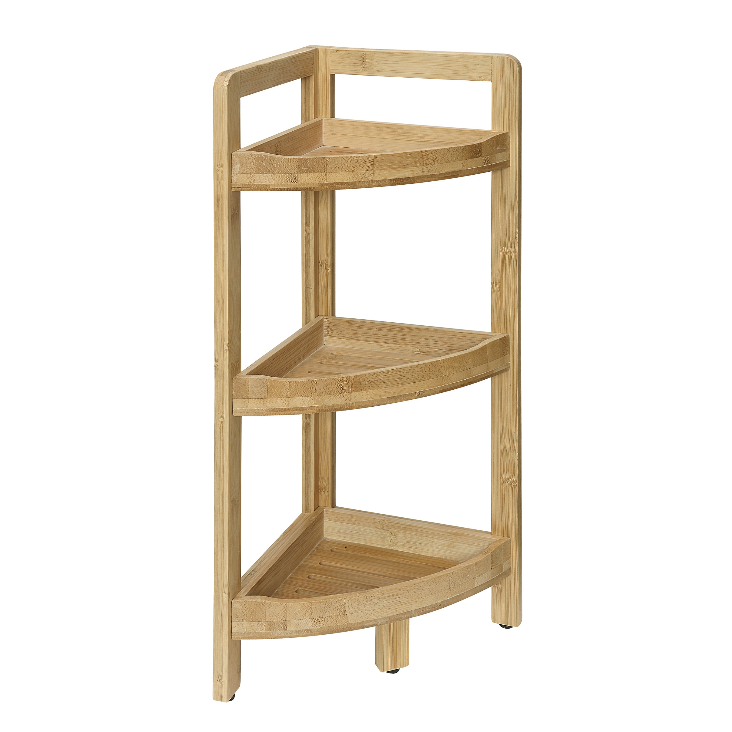 3-tier Corner Bathroom Shelf - Free Shipping On Orders Over $45 ...