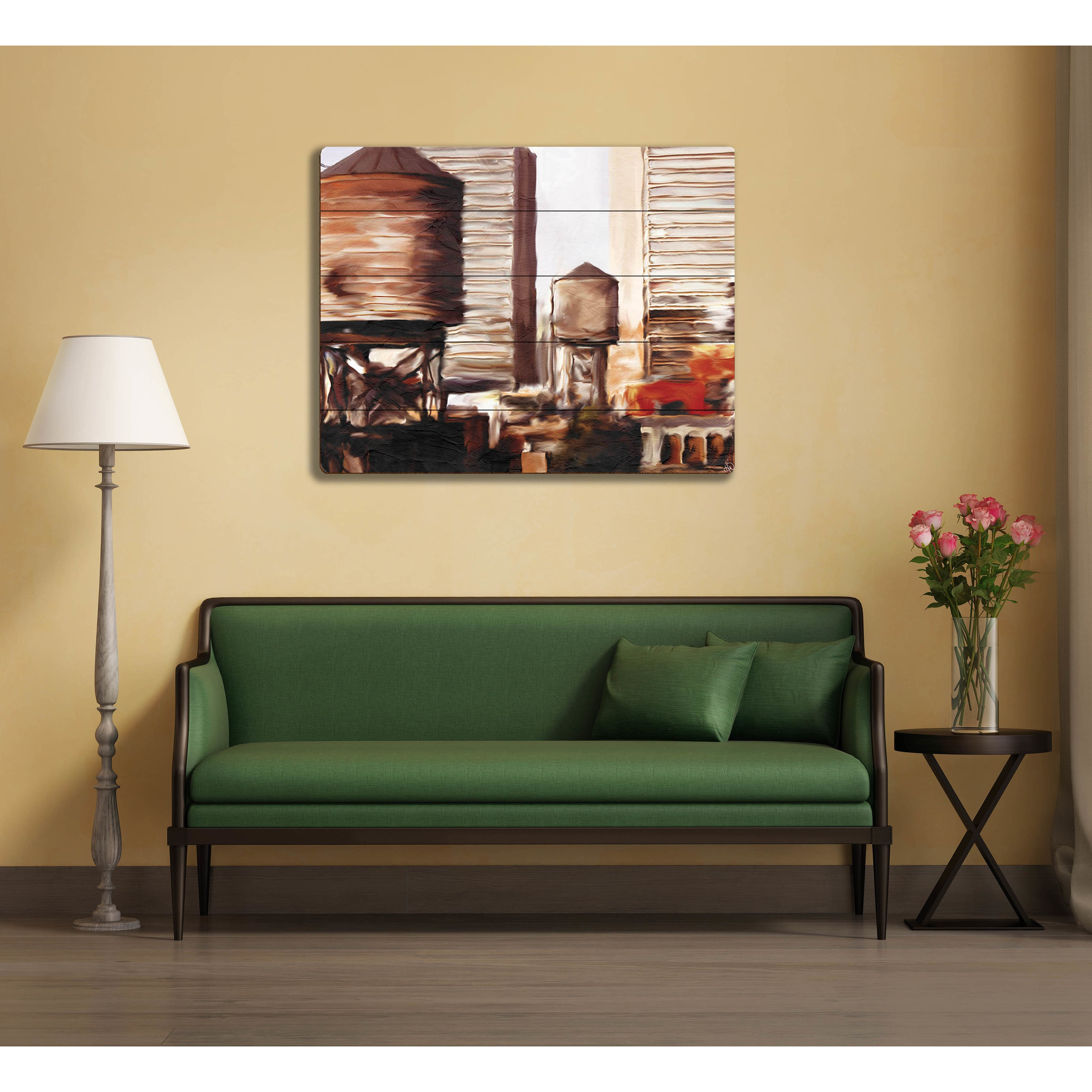 Comfortable Rustic Wood Wall Art Pictures Inspiration - The Wall Art ...