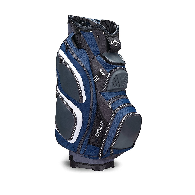 Shop Callaway Golf 2017 Org 15 Cart Bag - Free Shipping Today ... on callaway org xt cart bag, callaway cart golf bag cooler, callaway carry golf bags, callaway org 14s cart bag, callaway 14 sport cart bag,