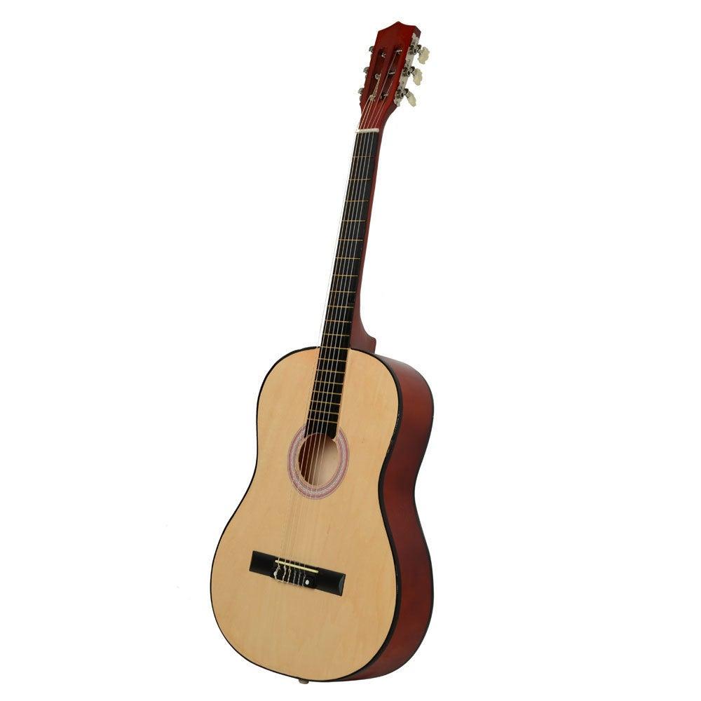Shop 38 Professional Acoustic Classic Guitar Pick Strings Wood