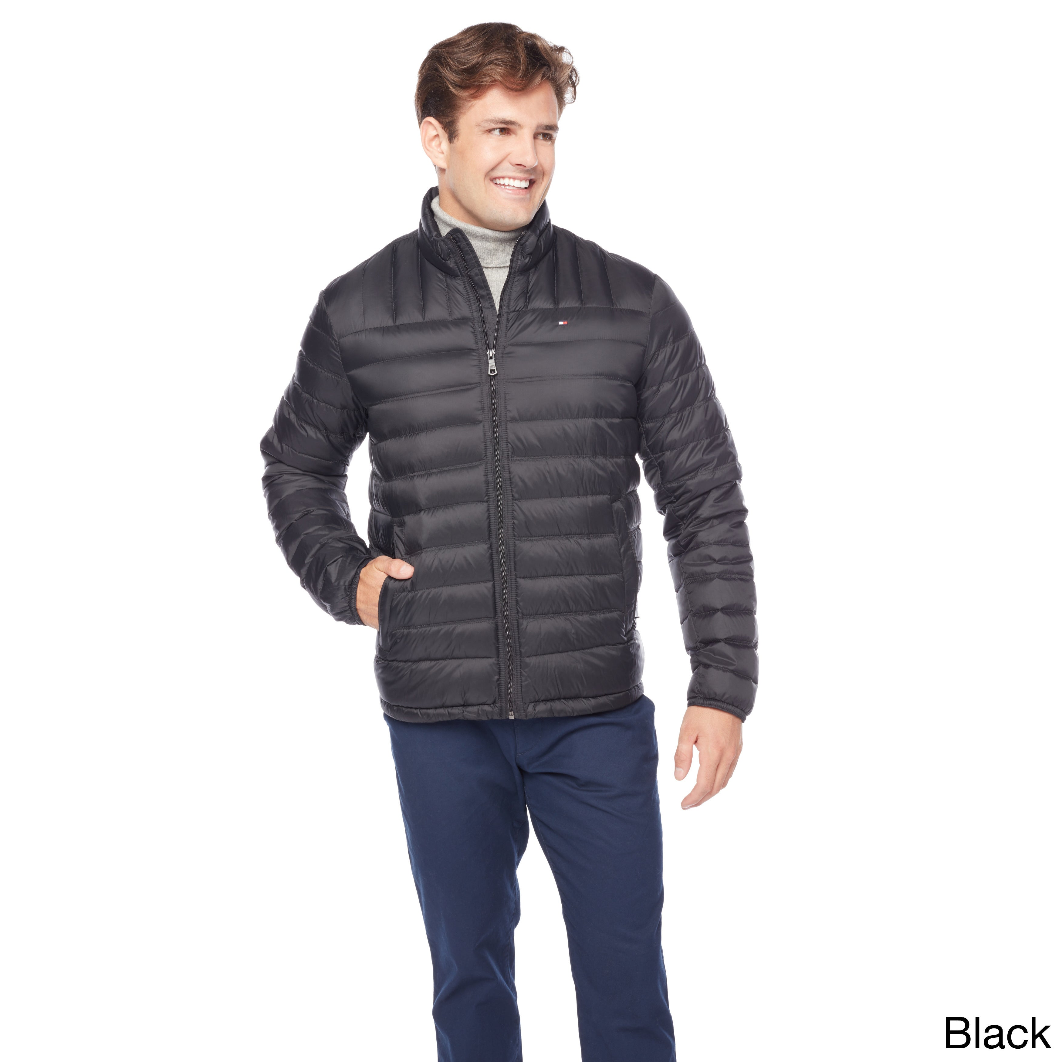4f8819f1 Shop Tommy Hilfiger Men's Classic Down Packable Jacket - Free Shipping  Today - Overstock - 16405125