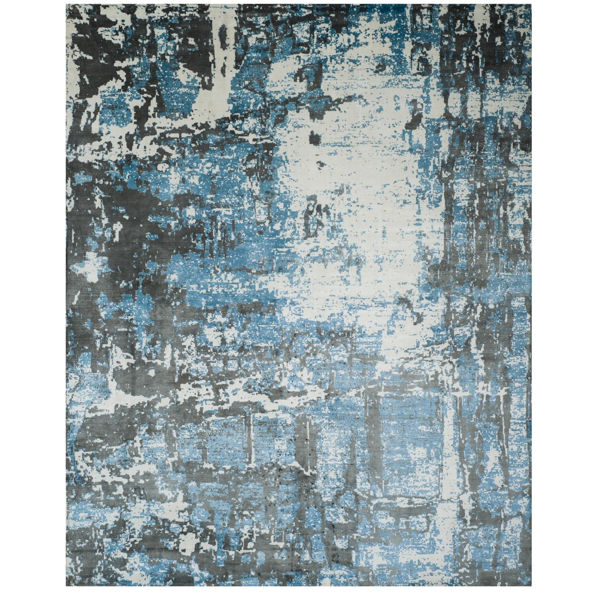 products fi cannes modern woven well firenze rug blue