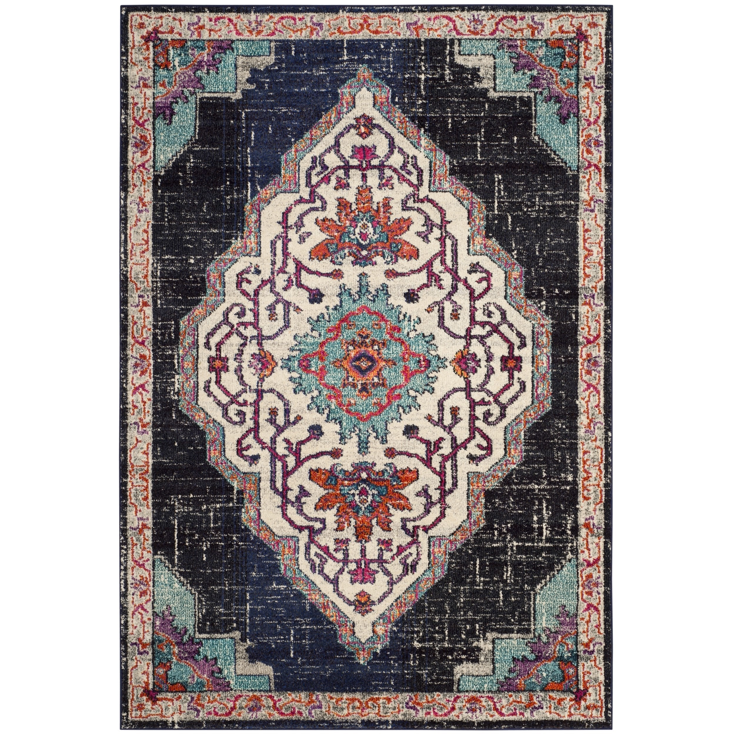 beige rug dp blue diamonds area generations dining by amazon kitchen com and panal inch rugs