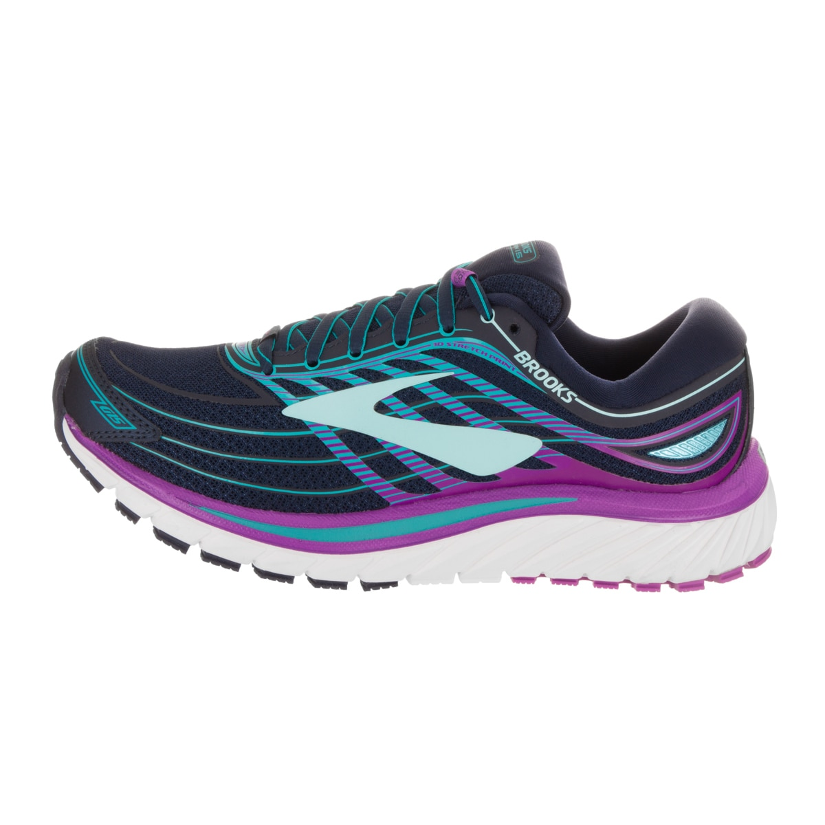 5dc760828d71c Shop Brooks Women s Glycerin 15 Running Shoe - Free Shipping Today -  Overstock - 16431905