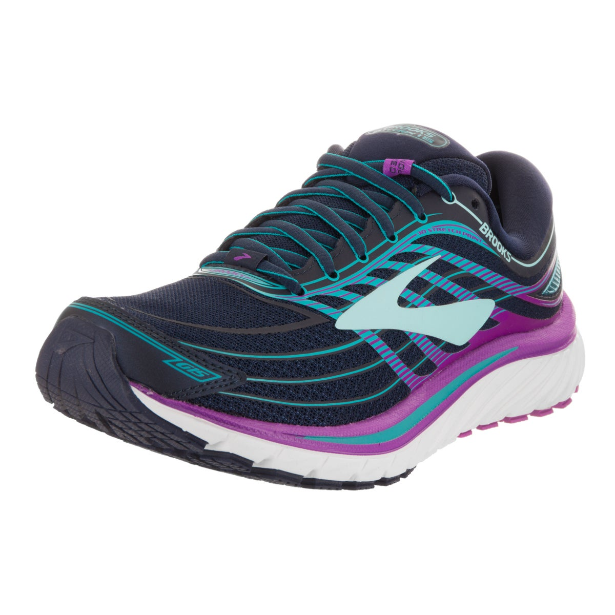 19ea545b4a072 Shop Brooks Women s Glycerin 15 Running Shoe - Free Shipping Today -  Overstock - 16431905