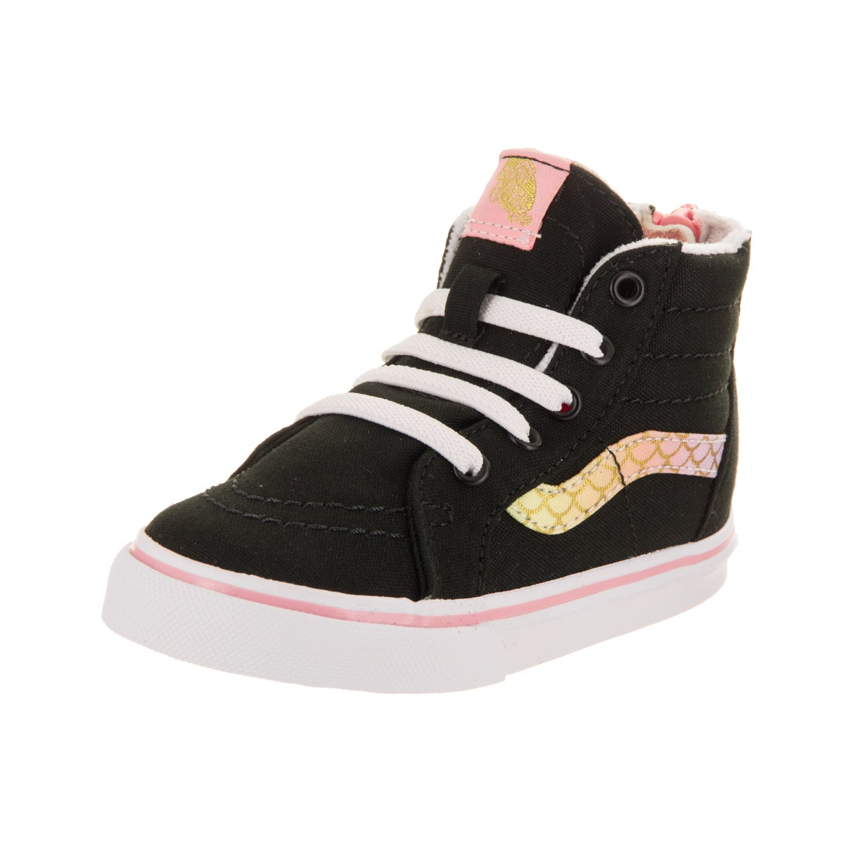 d36fd1e0e3c6 Shop Vans Toddlers Sk8-Hi Zip (Mermaid) Skate Shoe - Free Shipping On  Orders Over  45 - Overstock - 16431950