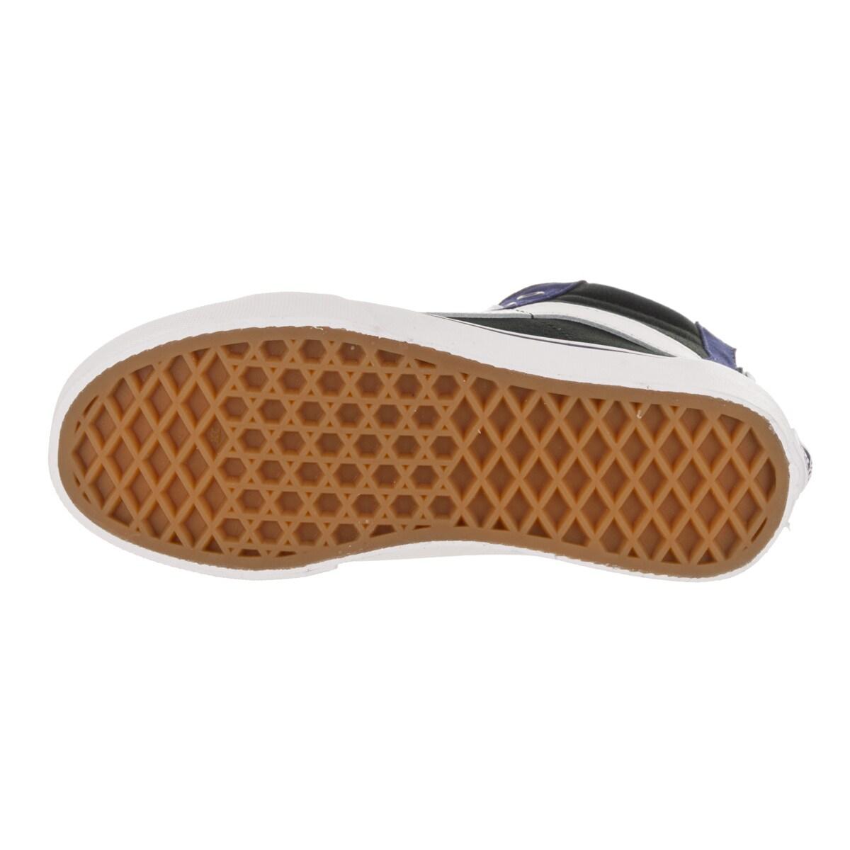 9318bc625f4ed8 Shop Vans Kids Sk8-Hi Zip (Pop) Skate Shoe - Free Shipping Today -  Overstock - 16431955