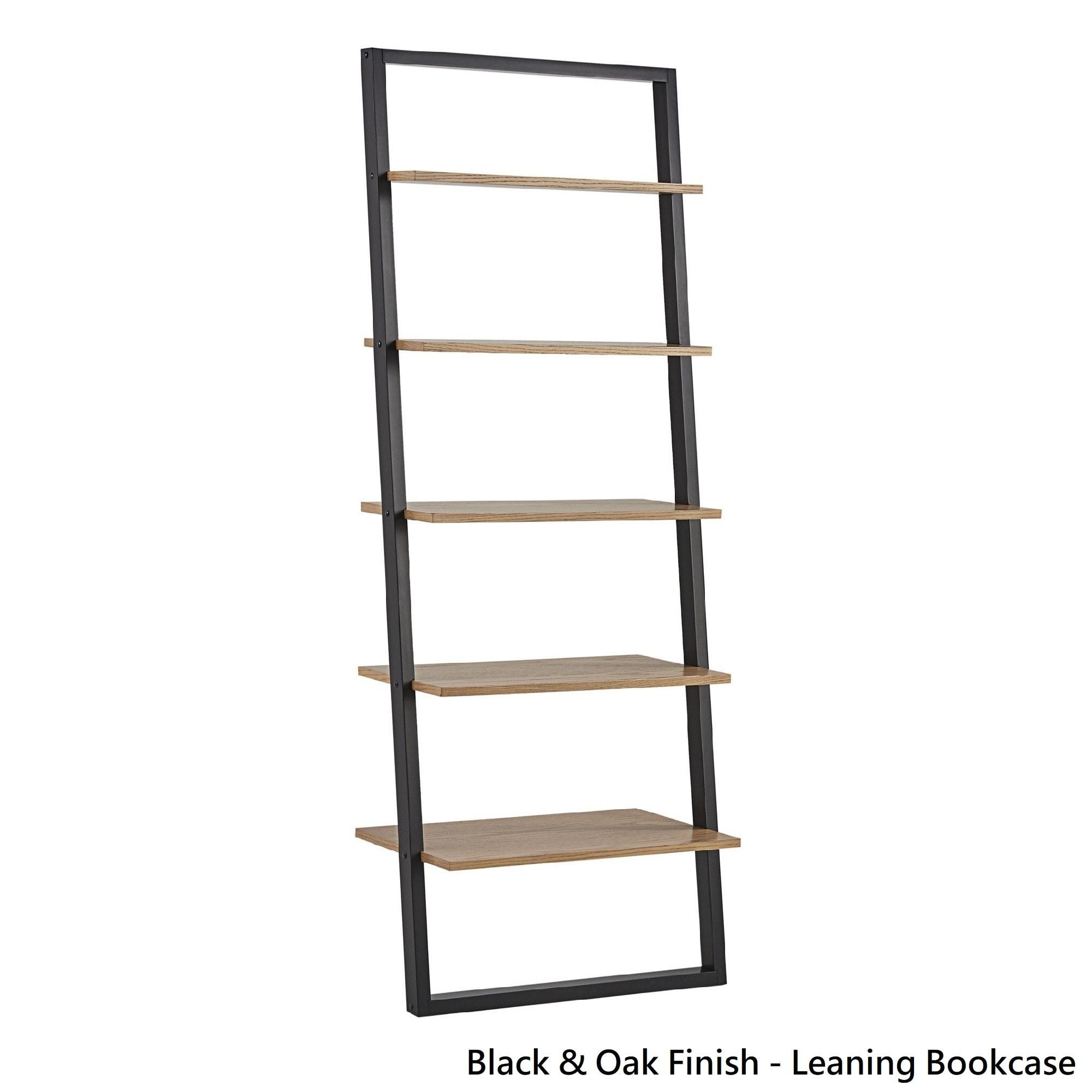 Shop Ranell Leaning Desk Ladder Shelves By INSPIRE Q Modern