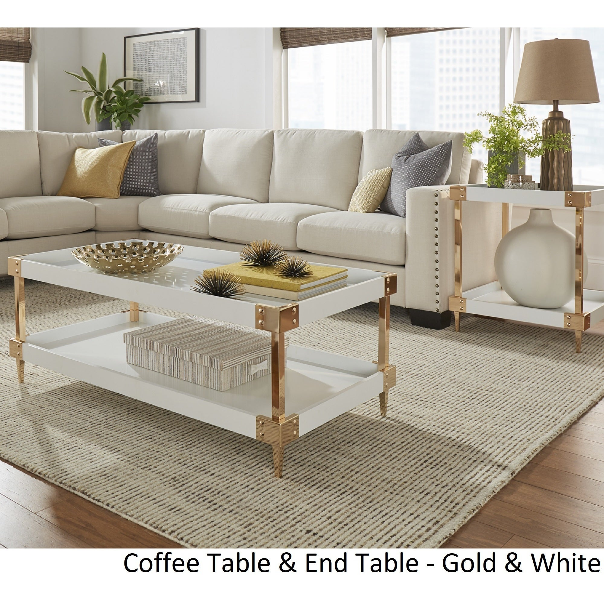 Kaila Modern Metal Accent Occasional Tables by iNSPIRE Q Bold - Free  Shipping Today - Overstock.com - 22829303