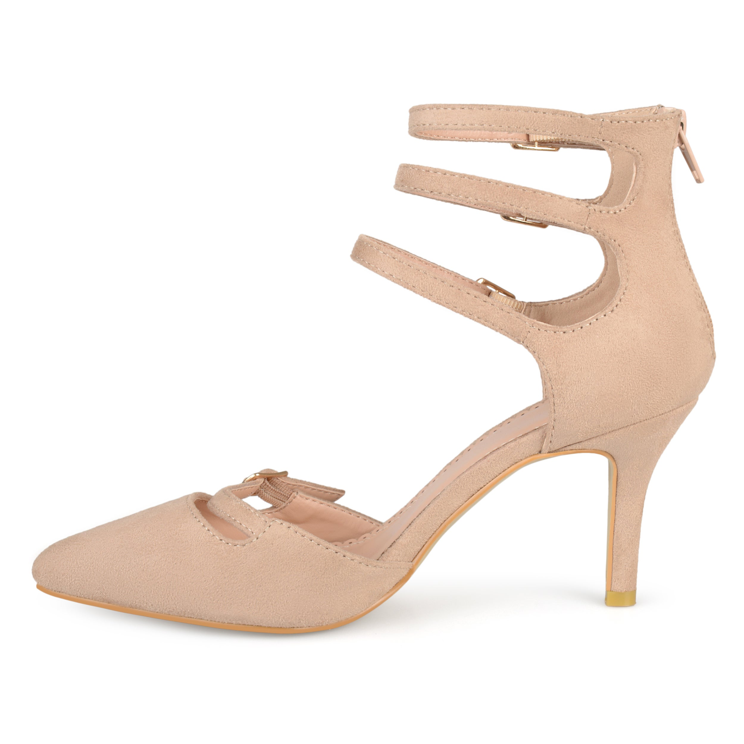 Journee Collection Mariah ... Women's High Heels 8dmB7R