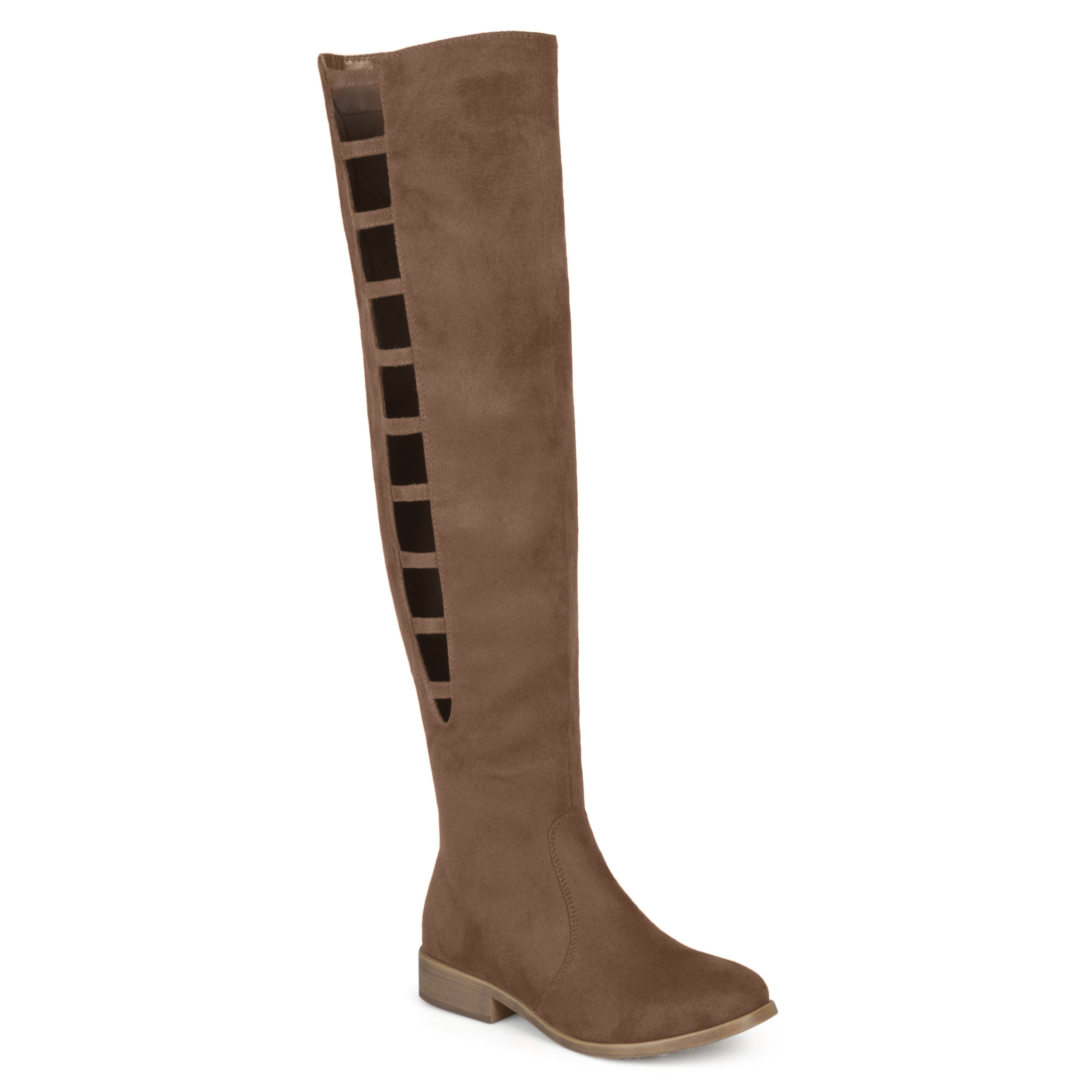 2658919d018 Shop Journee Collection Women s  Pitch  Regular and Wide Calf Boots - Free  Shipping Today - Overstock - 16518853