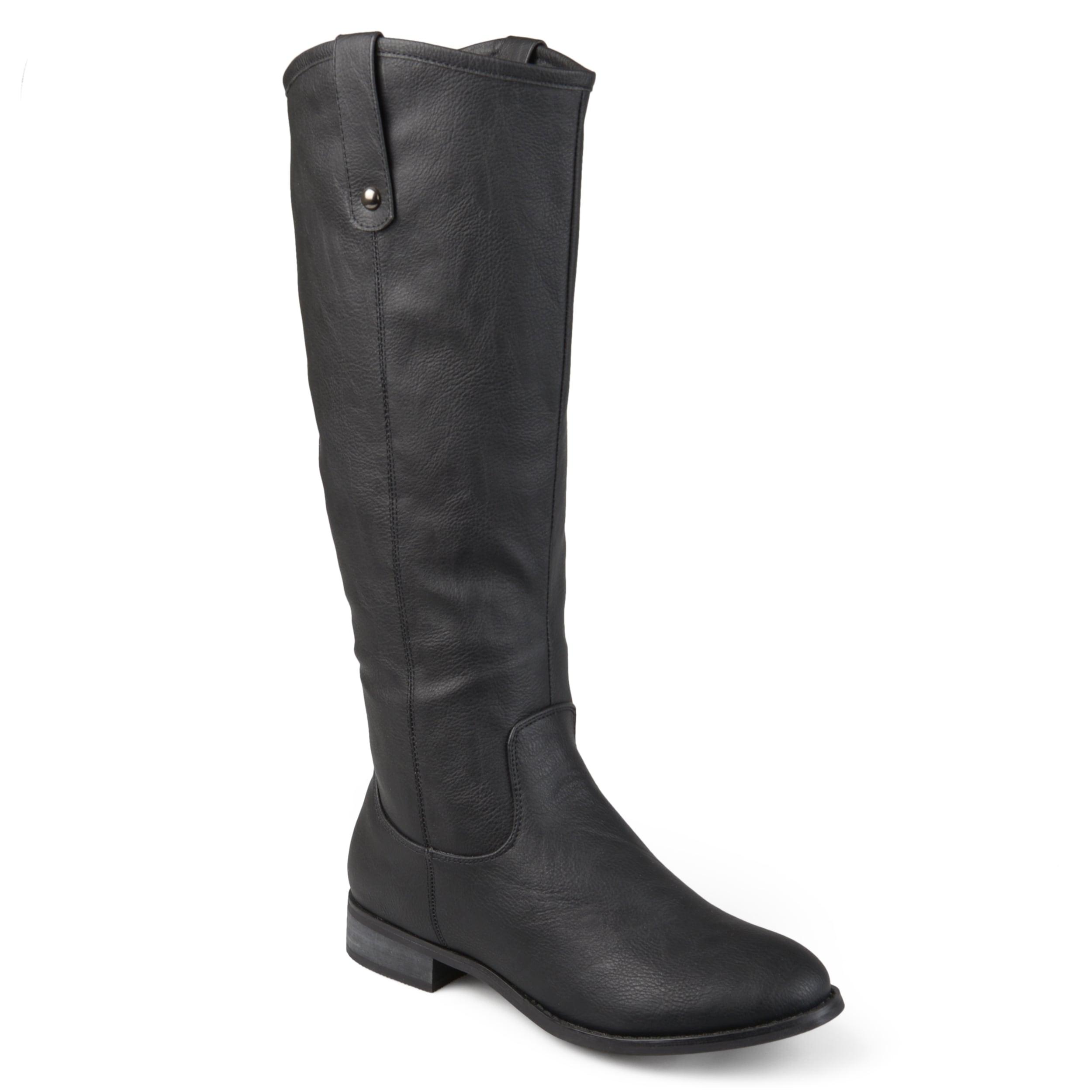 Looks - Calf wide boots for women cheap video