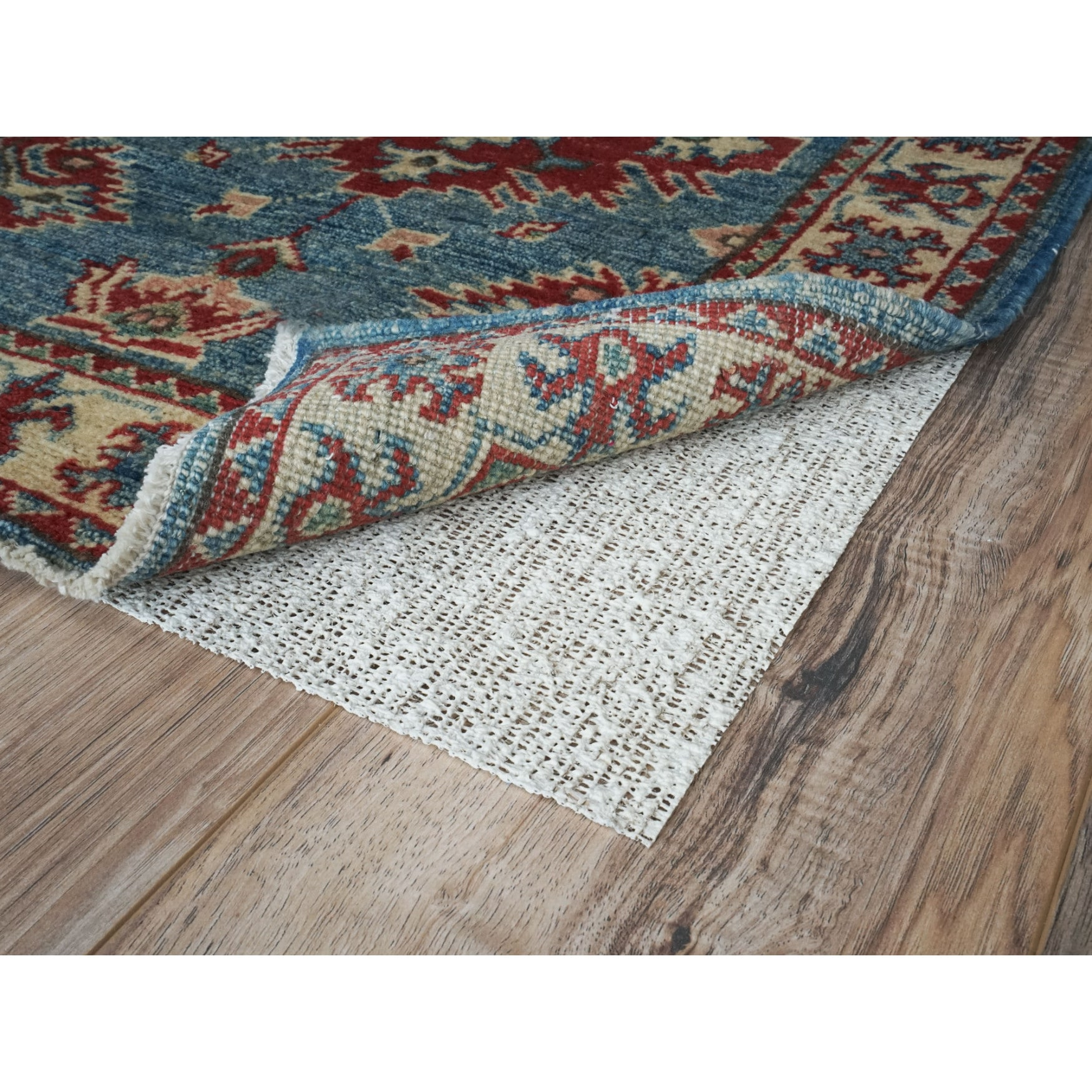 Eco Weave Friendly Jute Rubber Non Slip Rug Pad Beige Free Shipping On Orders Over 45 16536126