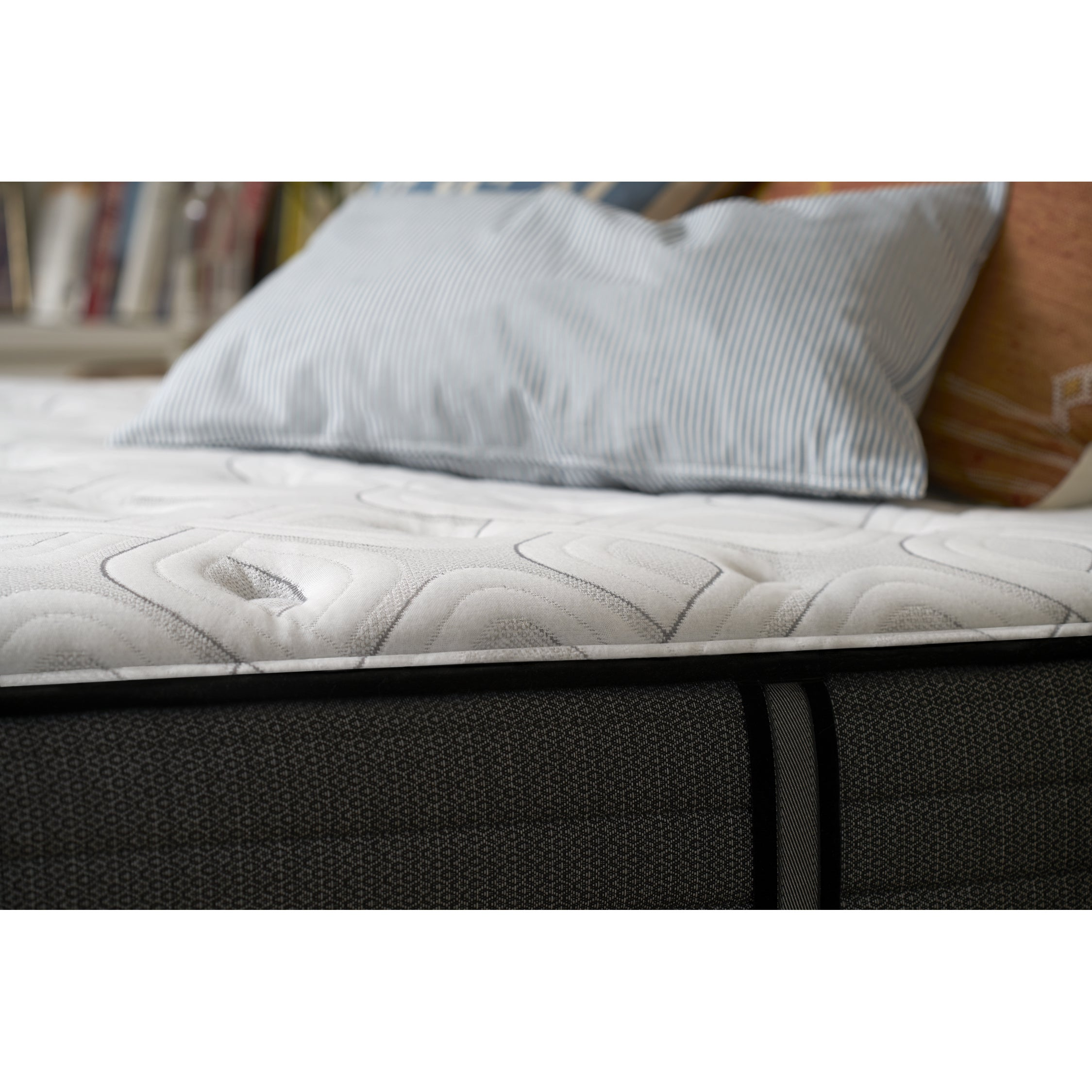 sealy response performance 12 5 inch full size cushion firm mattress