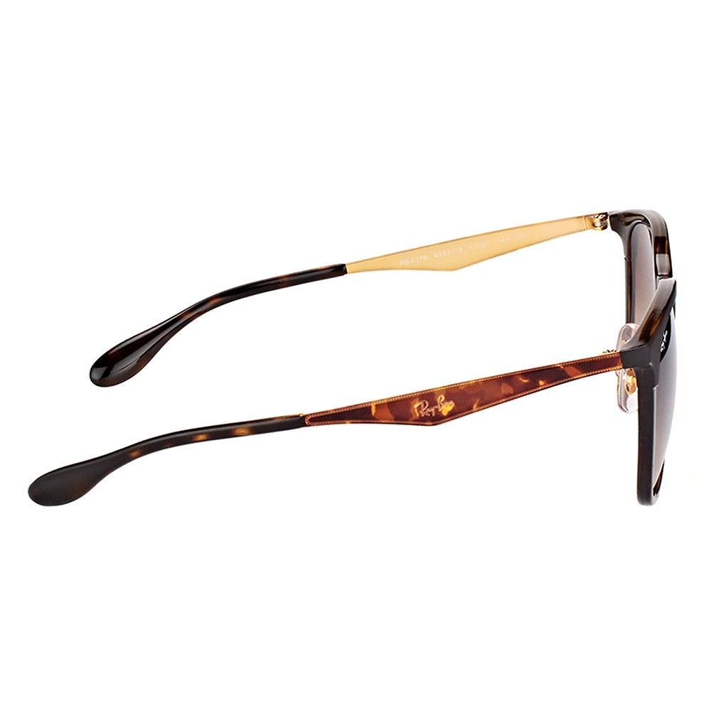 72100de0927 Shop Ray-Ban RB 4278 628313 Havana Matte Havana Plastic Square Sunglasses  Brown Gradient Lens - Free Shipping Today - Overstock - 16563220