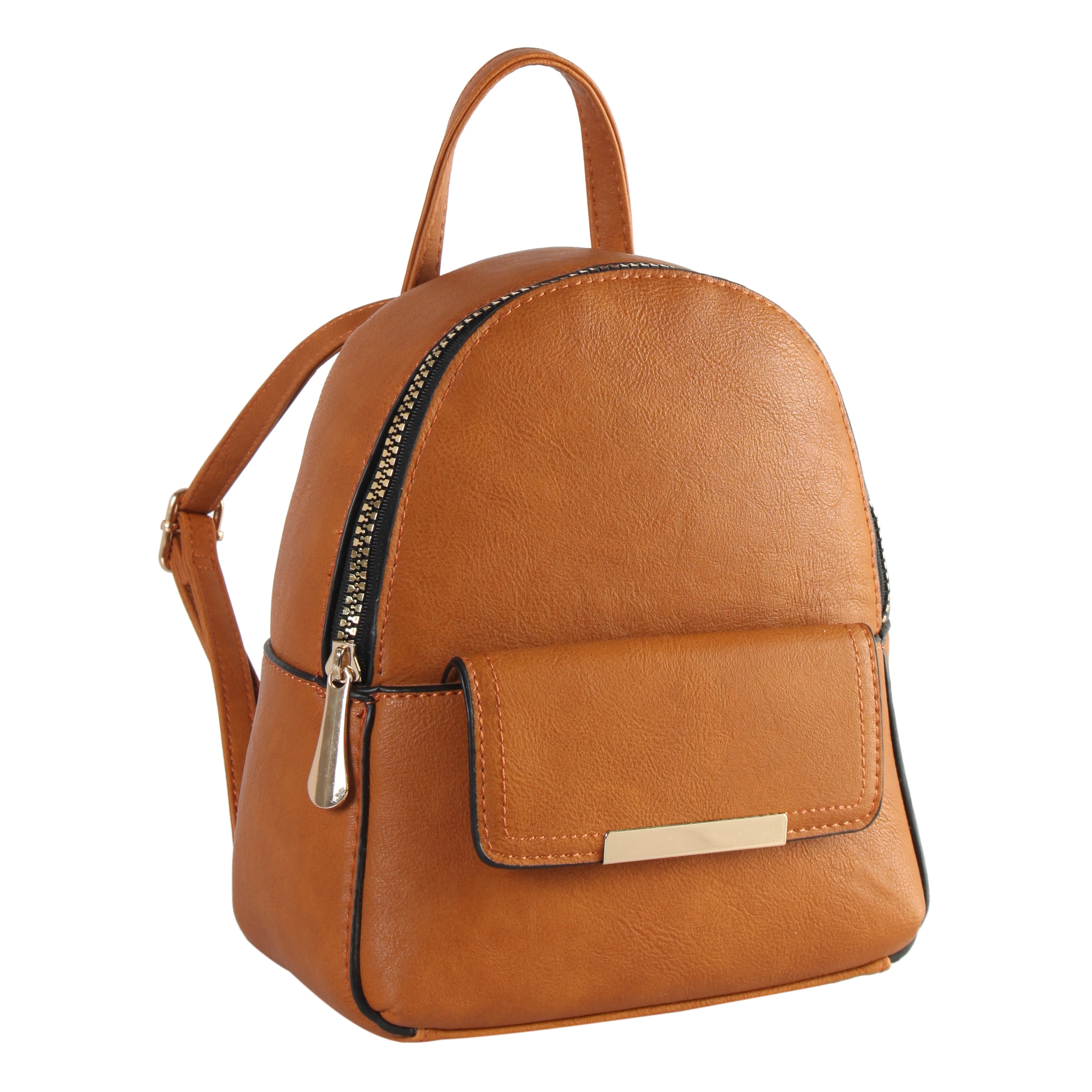 4a38bf19c4f4 I Think So Leather Flap Backpack- Fenix Toulouse Handball