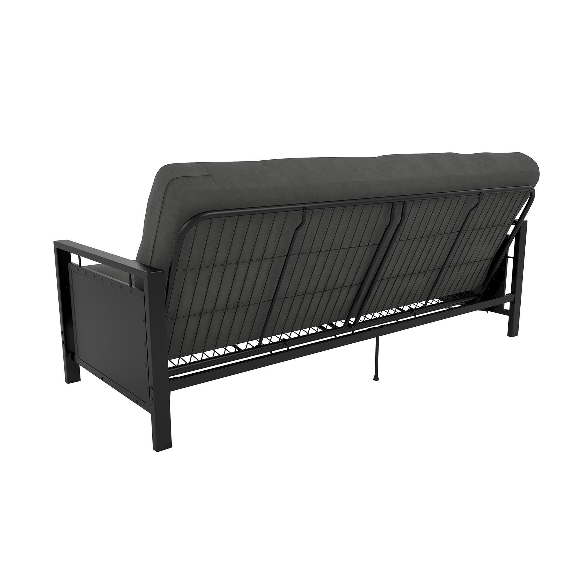 instructions lounge acke metal microfiber bunk bed futons black info cover wood futon assembly target frame