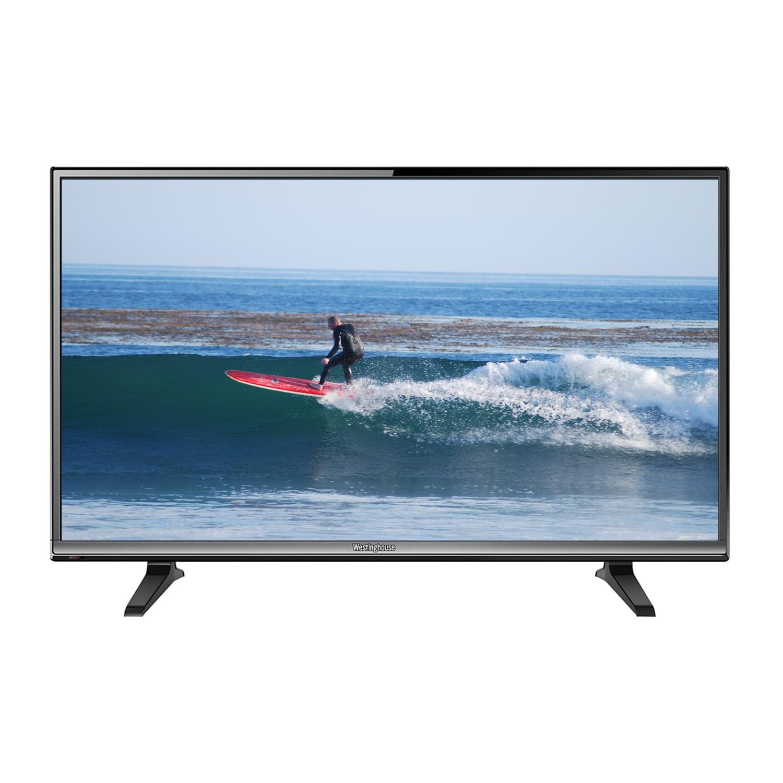 Shop Westinghouse WD40FX1170 40\'\' 1080P LED HDTV- Refurbished - Free ...