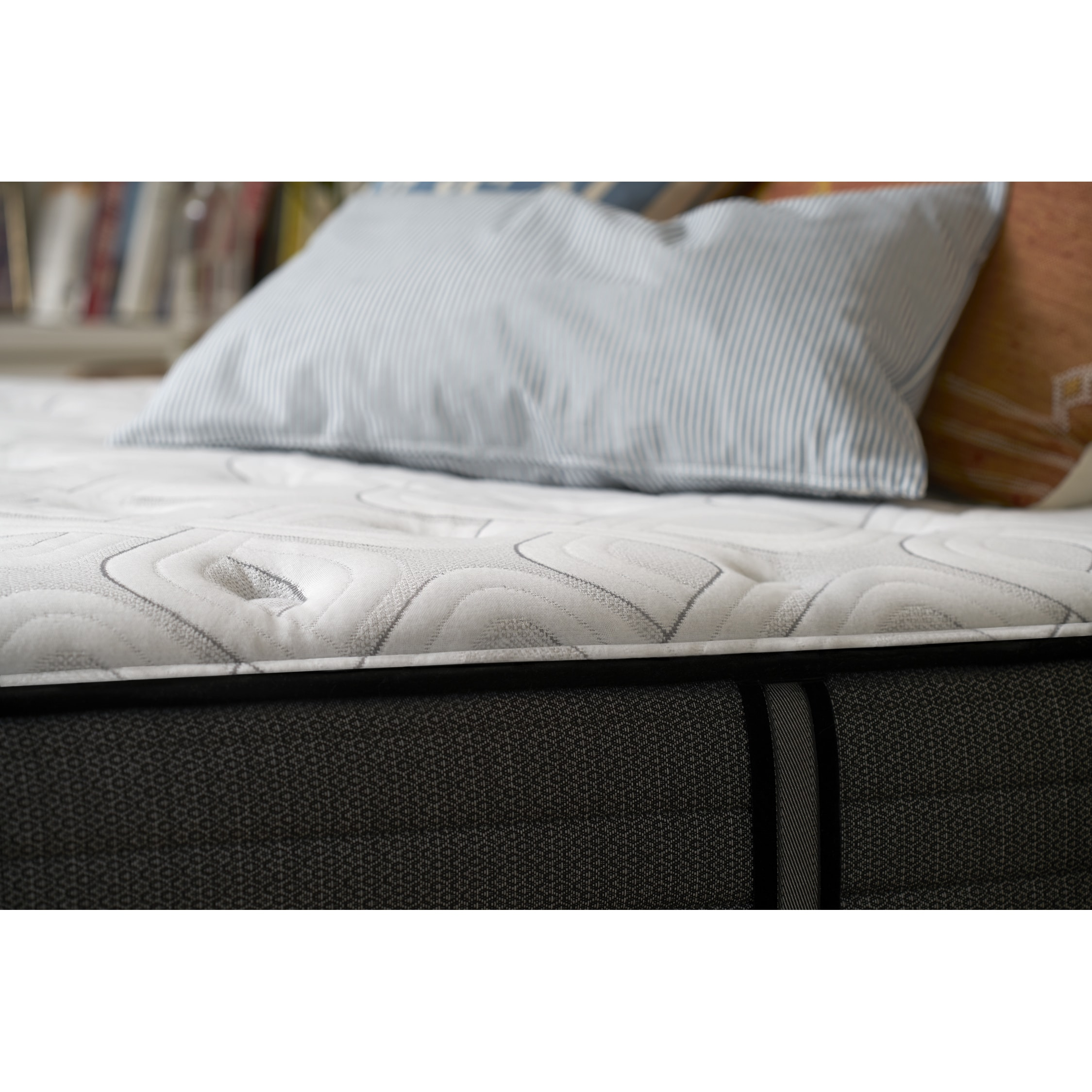 sealy response performance 12 5 inch cushion firm queen size