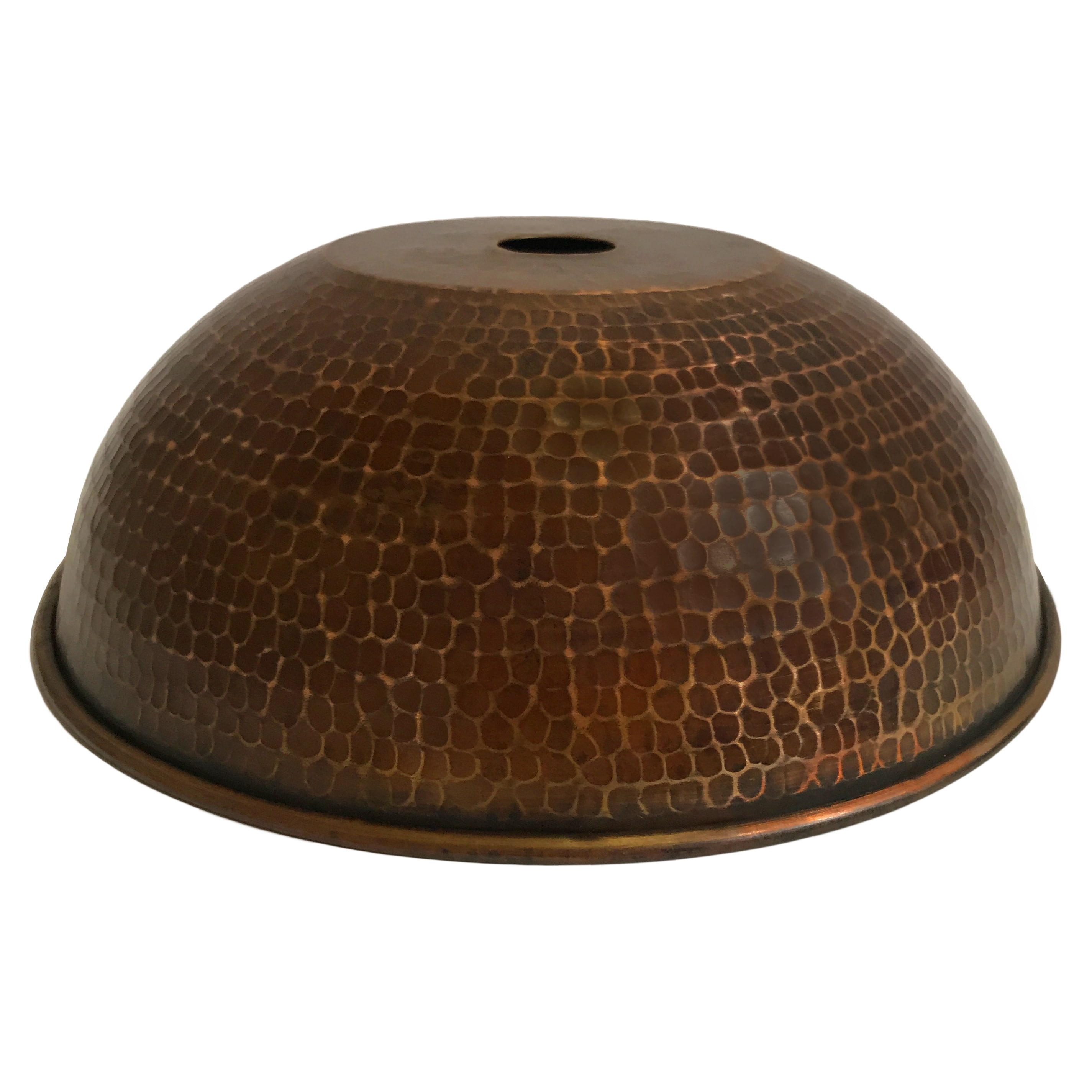 glory grace home pendant light concrete dome
