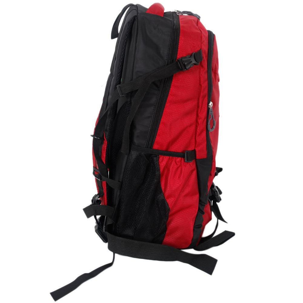 355d3a9d6e62 Shop Free Knight FK0219 55L Outdoor Waterproof Nylon Hiking Camping  Backpack - Free Shipping On Orders Over  45 - Overstock - 16635619
