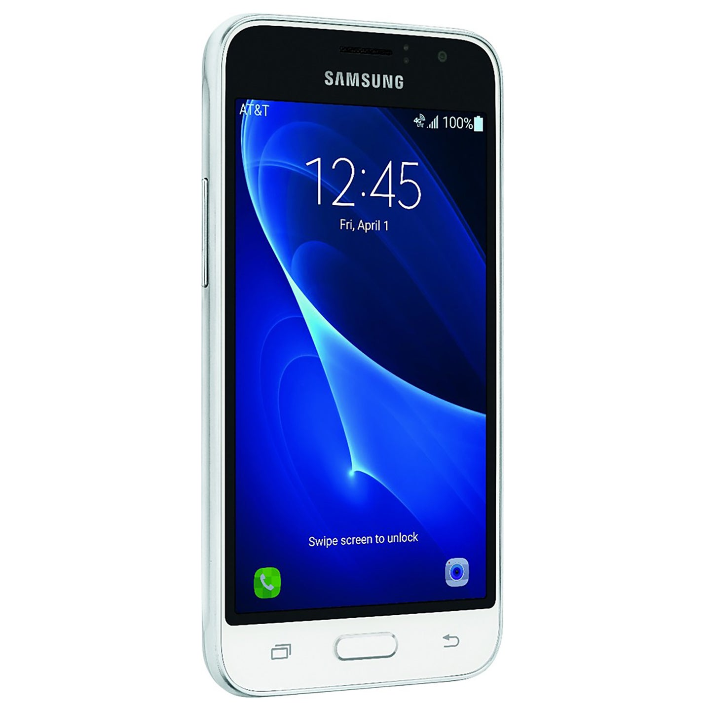 Shop Samsung J1 2016 Express 3 J120A Unlocked GSM Quad Core Android Smartphone White Ships To Canada Overstock
