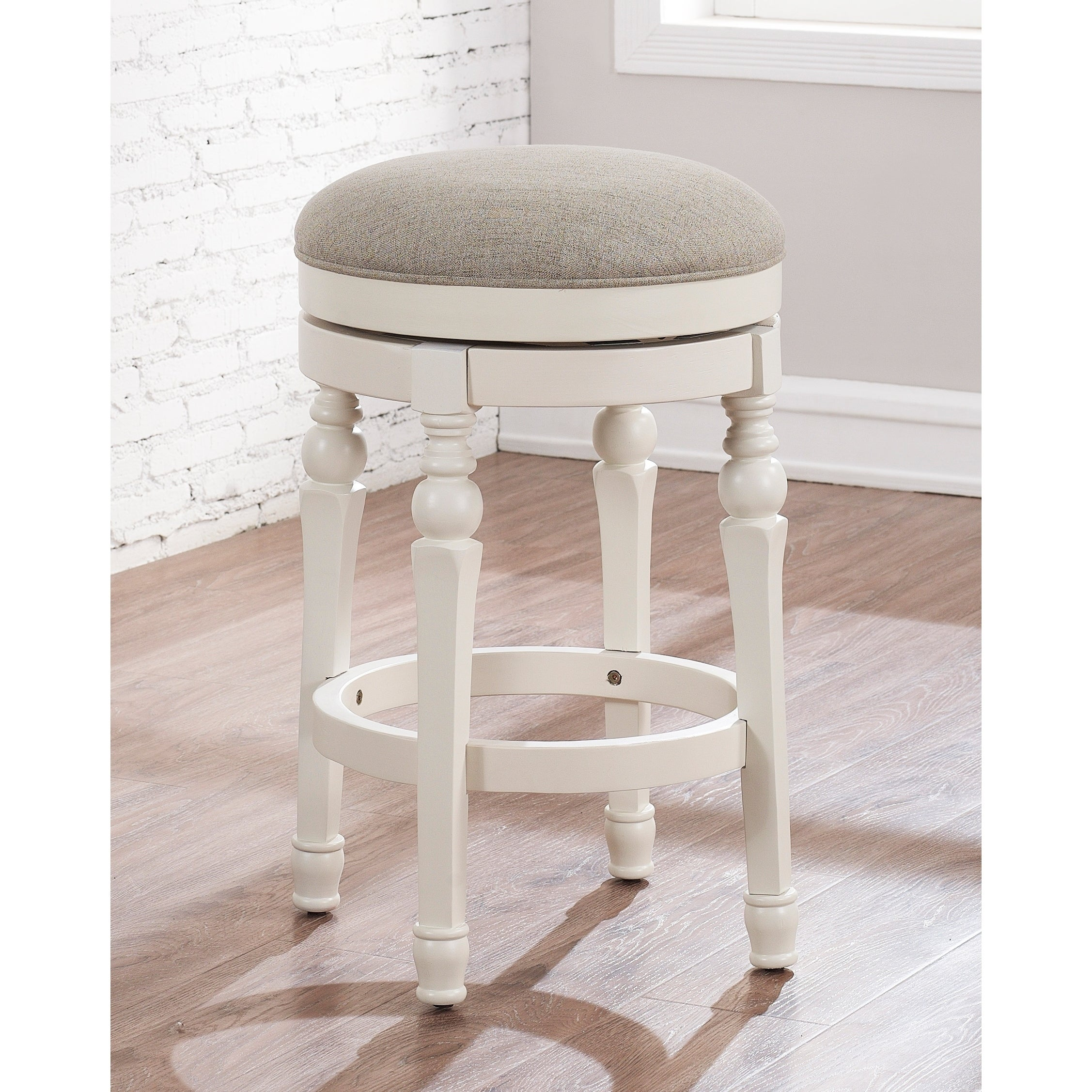 Shop Carella 26 Inch Backless Counter Stool By Greyson Living Free