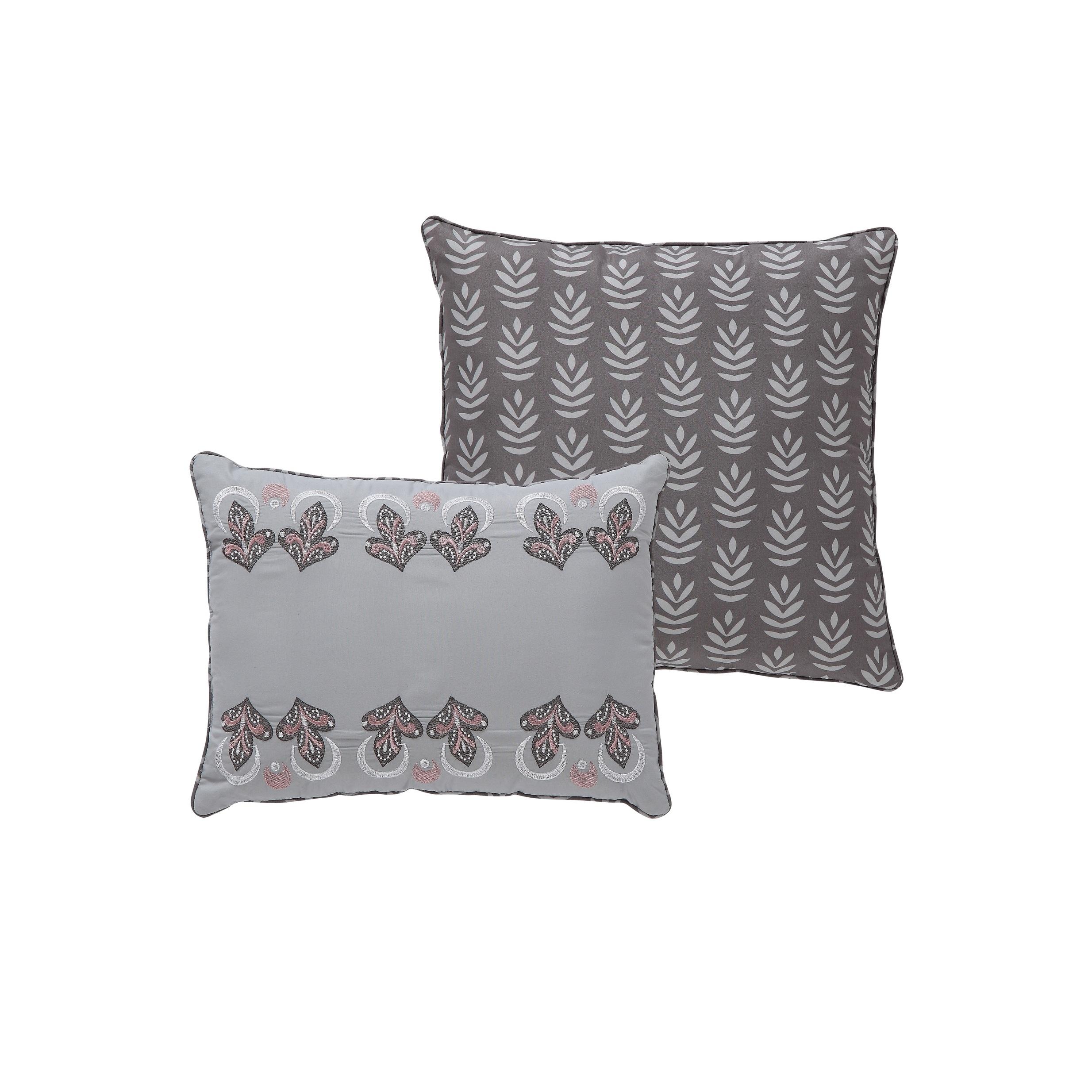 shop vcny home amherst reversible comforter set on sale free rh overstock com