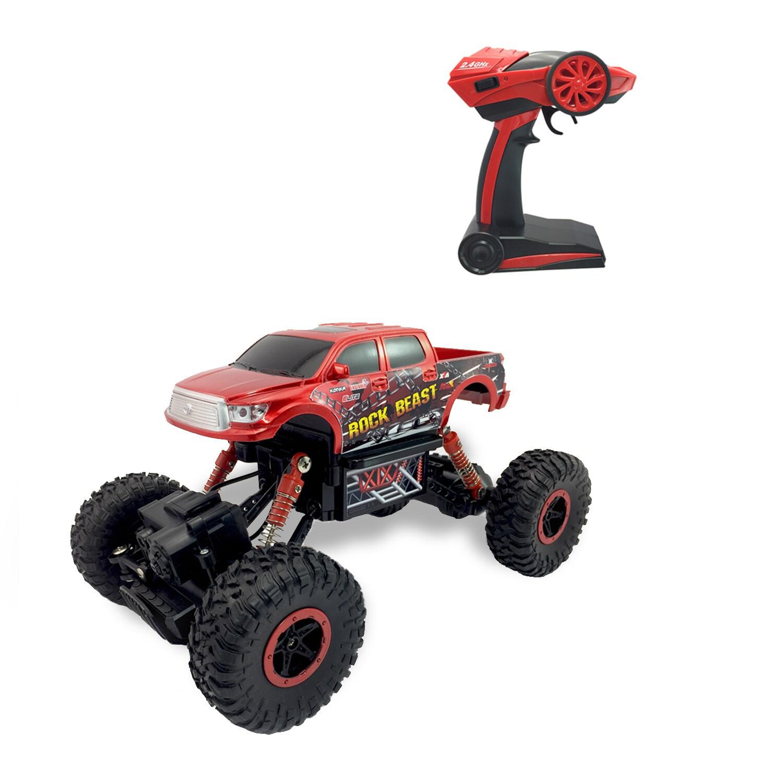 2 4 GHz Toyota Tundra Rock Beast Crawling Truck Free Shipping
