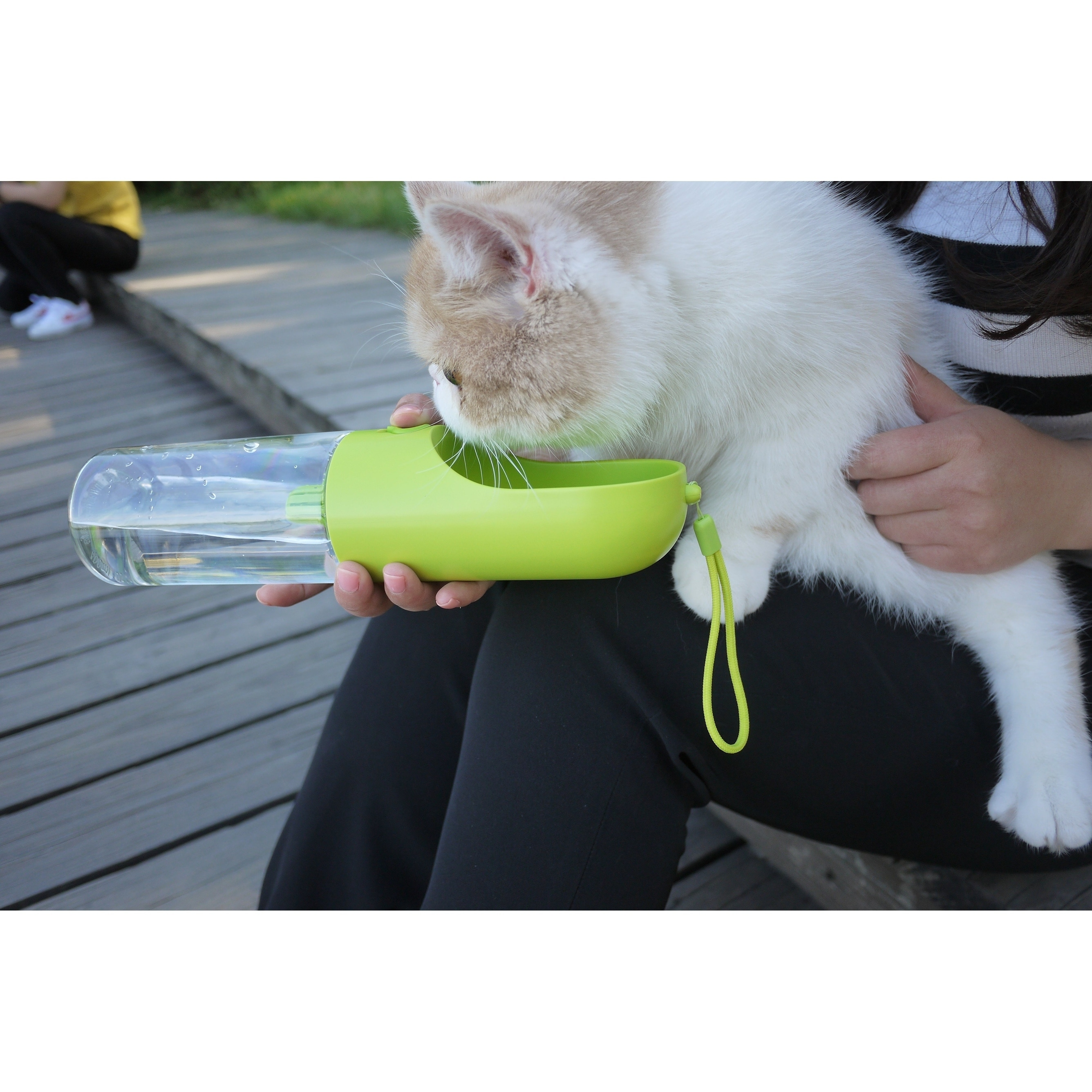 Petkit Eversweet Travel Handheld Filtered Pet Dog And Cat Waterer ...
