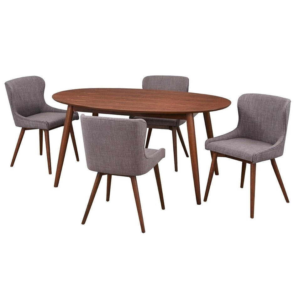 Shop 5 piece simple living seguro dining set on sale free shipping today overstock com 16701969