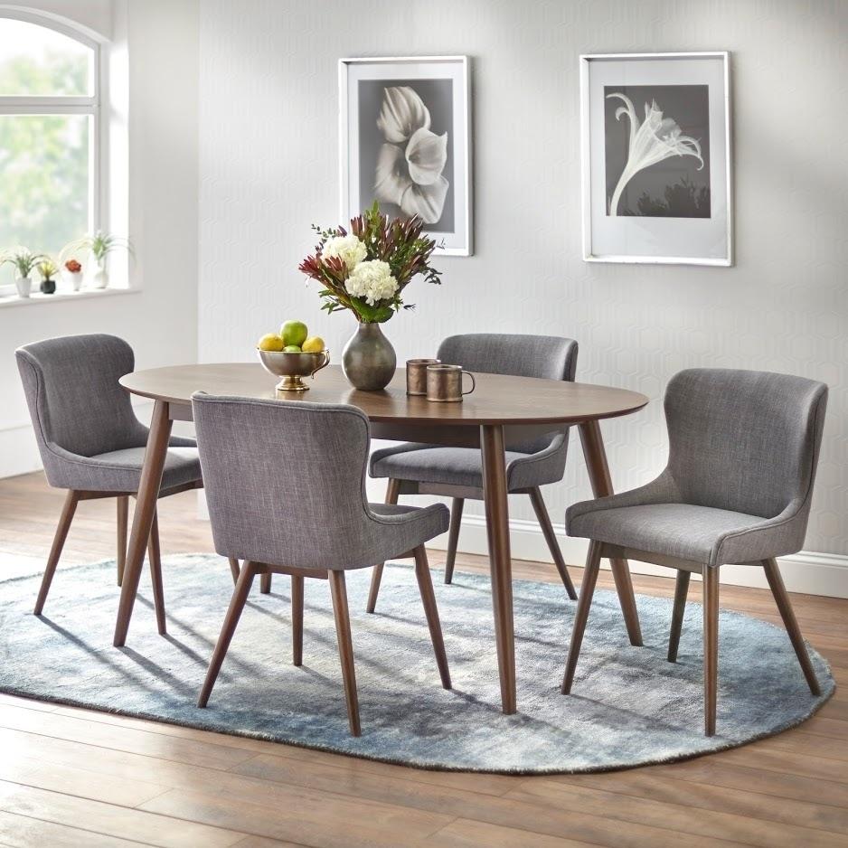 5 piece simple living seguro dining set