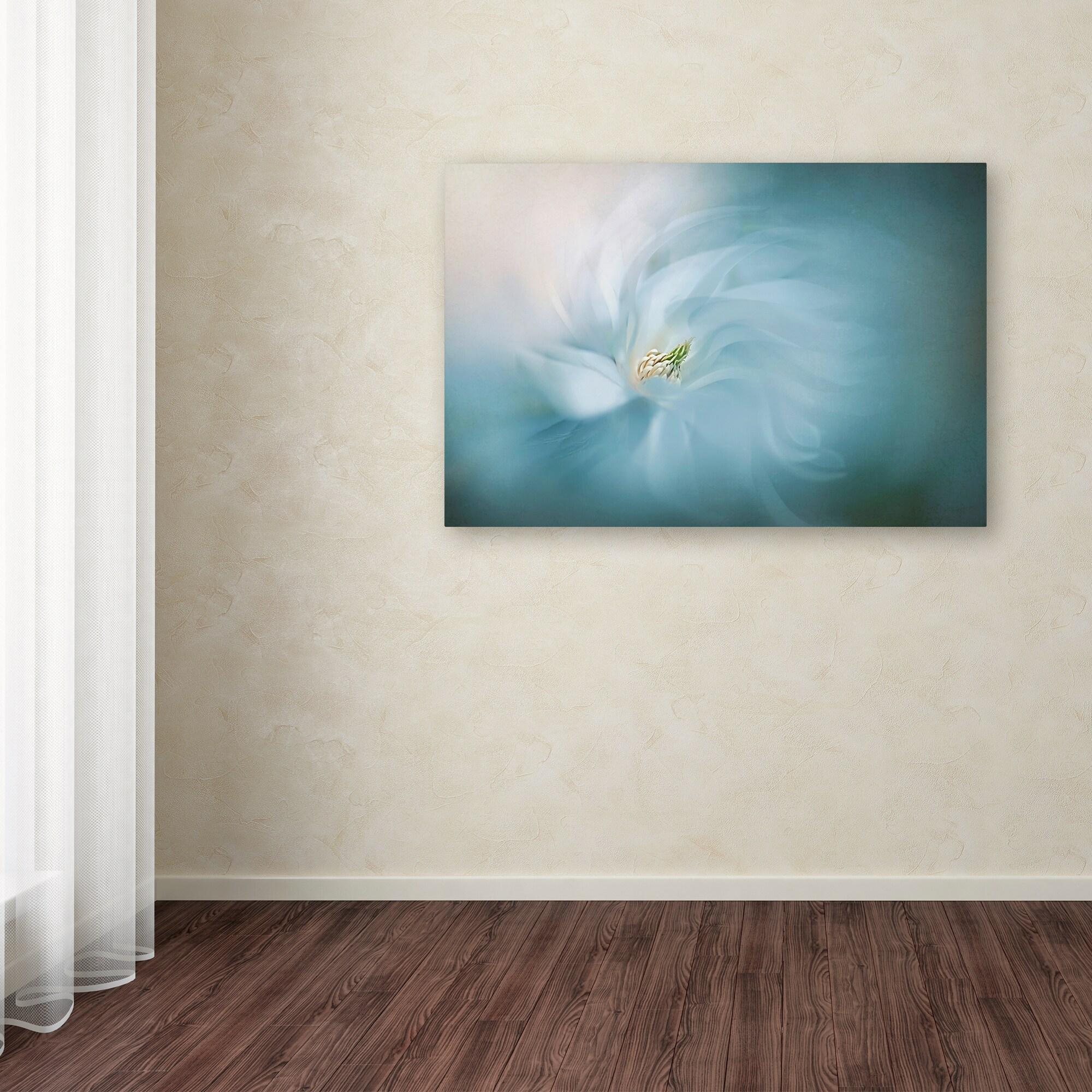 Shop Jacky Parker u0027Sereneu0027 Canvas Art - On Sale - Free Shipping On Orders Over $45 - Overstock.com - 16720683 & Shop Jacky Parker u0027Sereneu0027 Canvas Art - On Sale - Free Shipping On ...