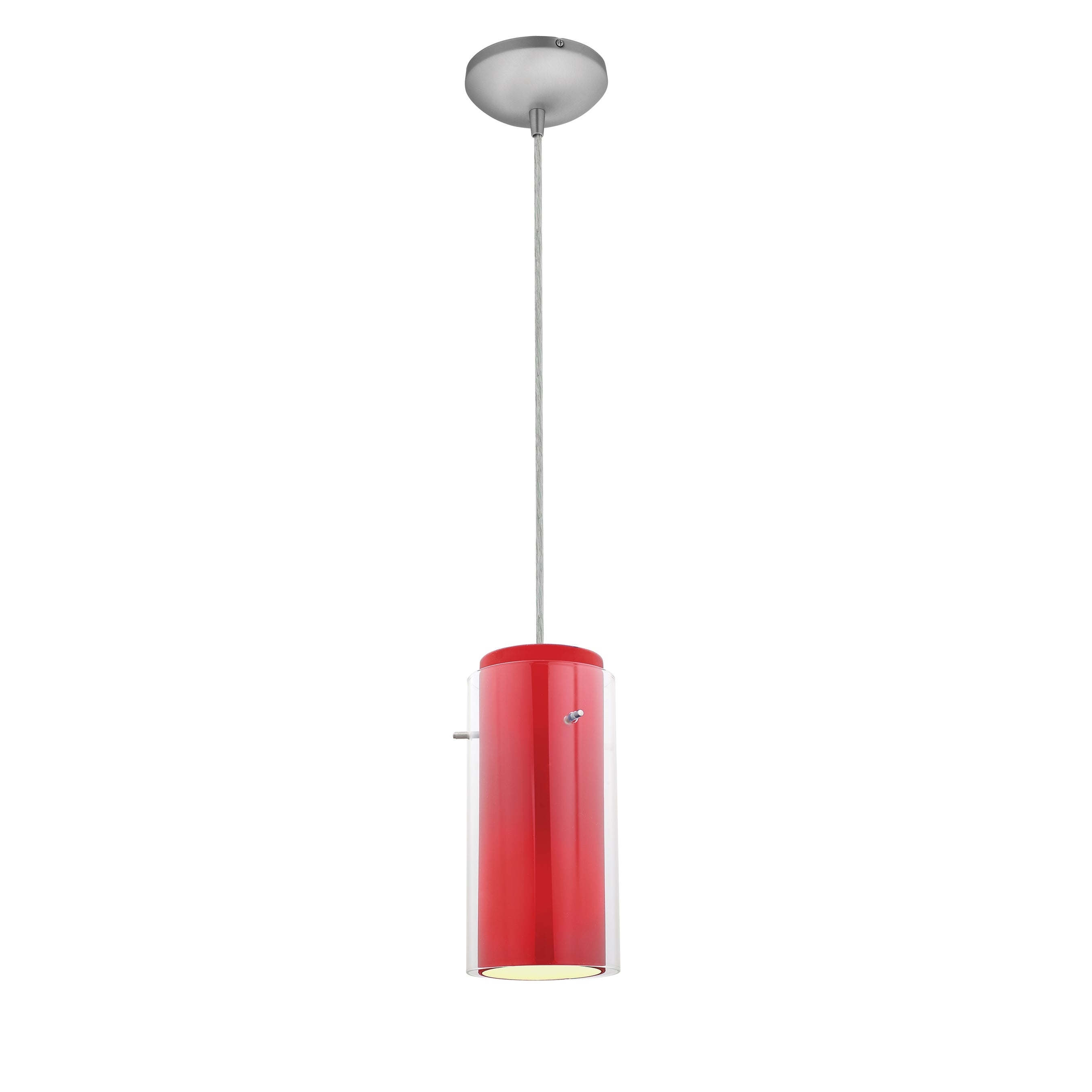 concrete aldous pendant cylinder fred lamp products