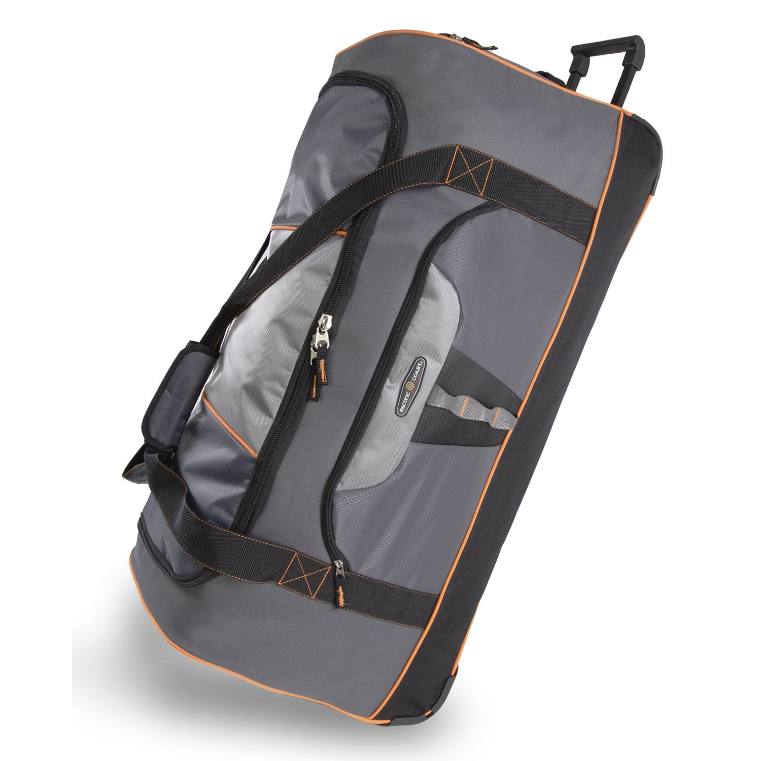 Pacific Coast 35 Inch Extra Large Rolling Duffel Bag Free Shipping Today 16739364