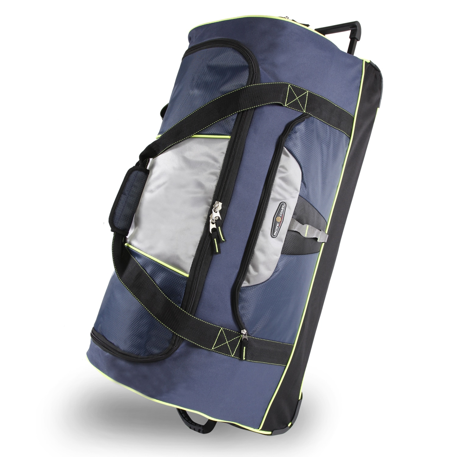 a951d56817b7 Shop Pacific Coast 35-inch Extra Large Rolling Duffel Bag - Free Shipping  Today - Overstock - 16739364