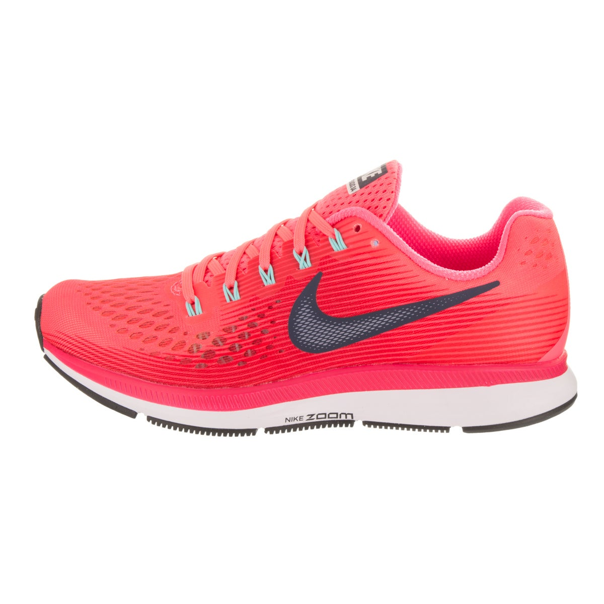 newest 2602e 2e61a Shop Nike Women s Air Zoom Pegasus 34 Running Shoe - Free Shipping Today -  Overstock - 16739461