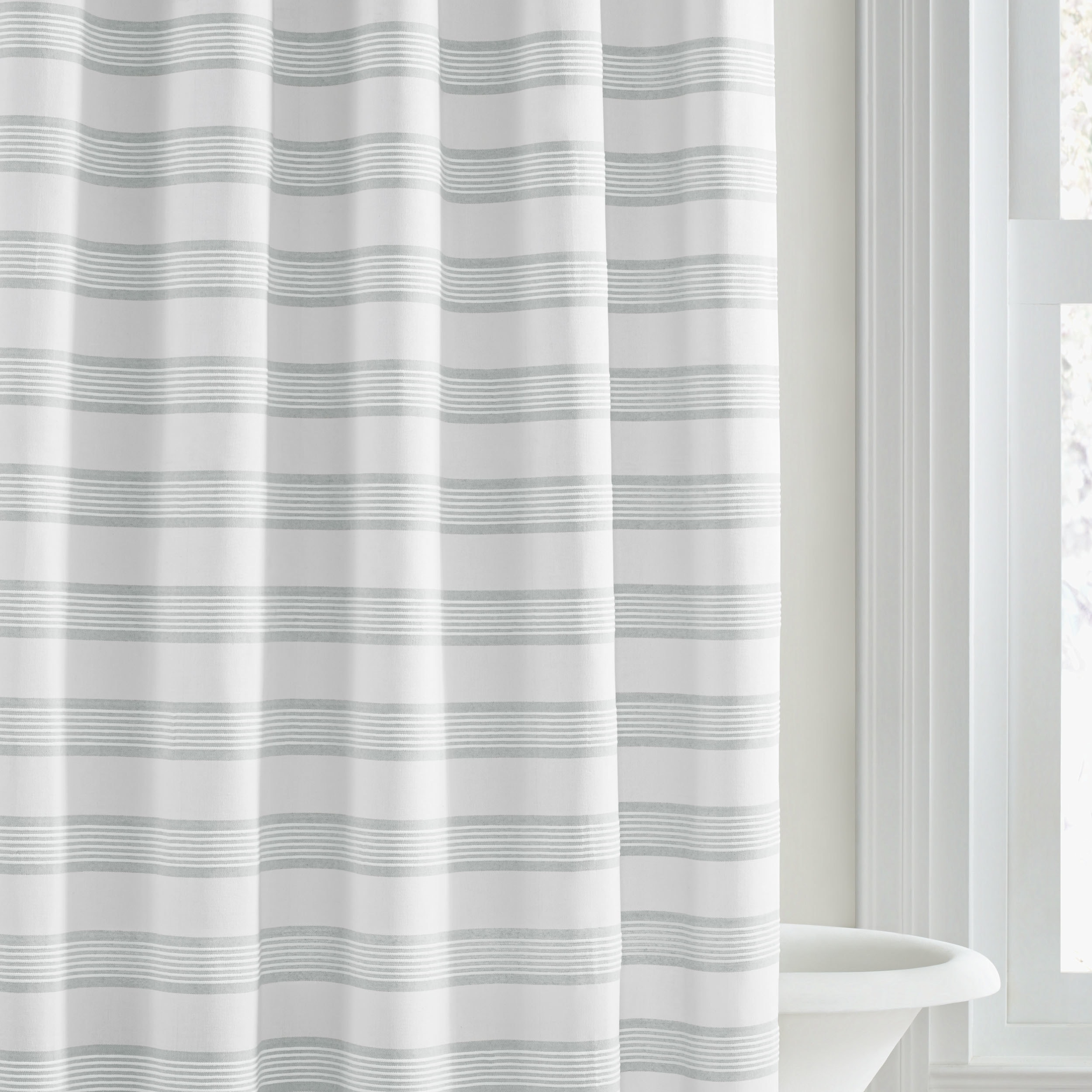 bathroom waffle curtains white shower curtain product