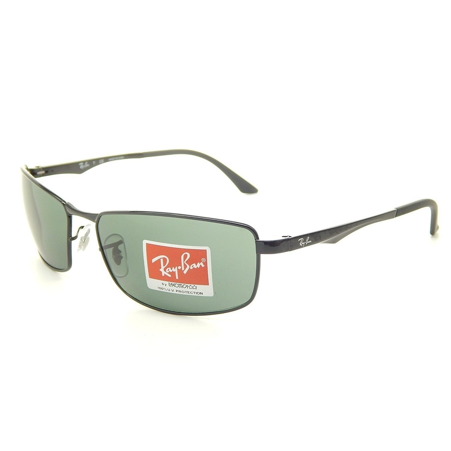 0abed7209d0 Shop Ray-Ban Unisex RB2176 901S9J Clubmaster Folding Black Gold Frame Green  Gradient Flash 51 mm Lens Sunglasses - Free Shipping Today - Overstock.com  - ...