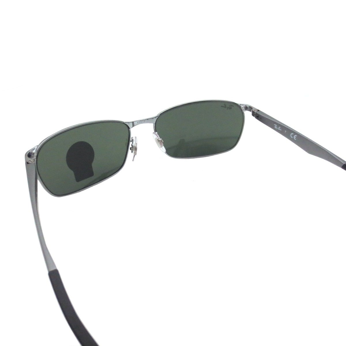d12019c7971 Shop Ray-Ban Men s RB3534 004 Gunmetal Frame Green Classic 62 mm Lens  Sunglasses - Ships To Canada - Overstock.ca - 16740943