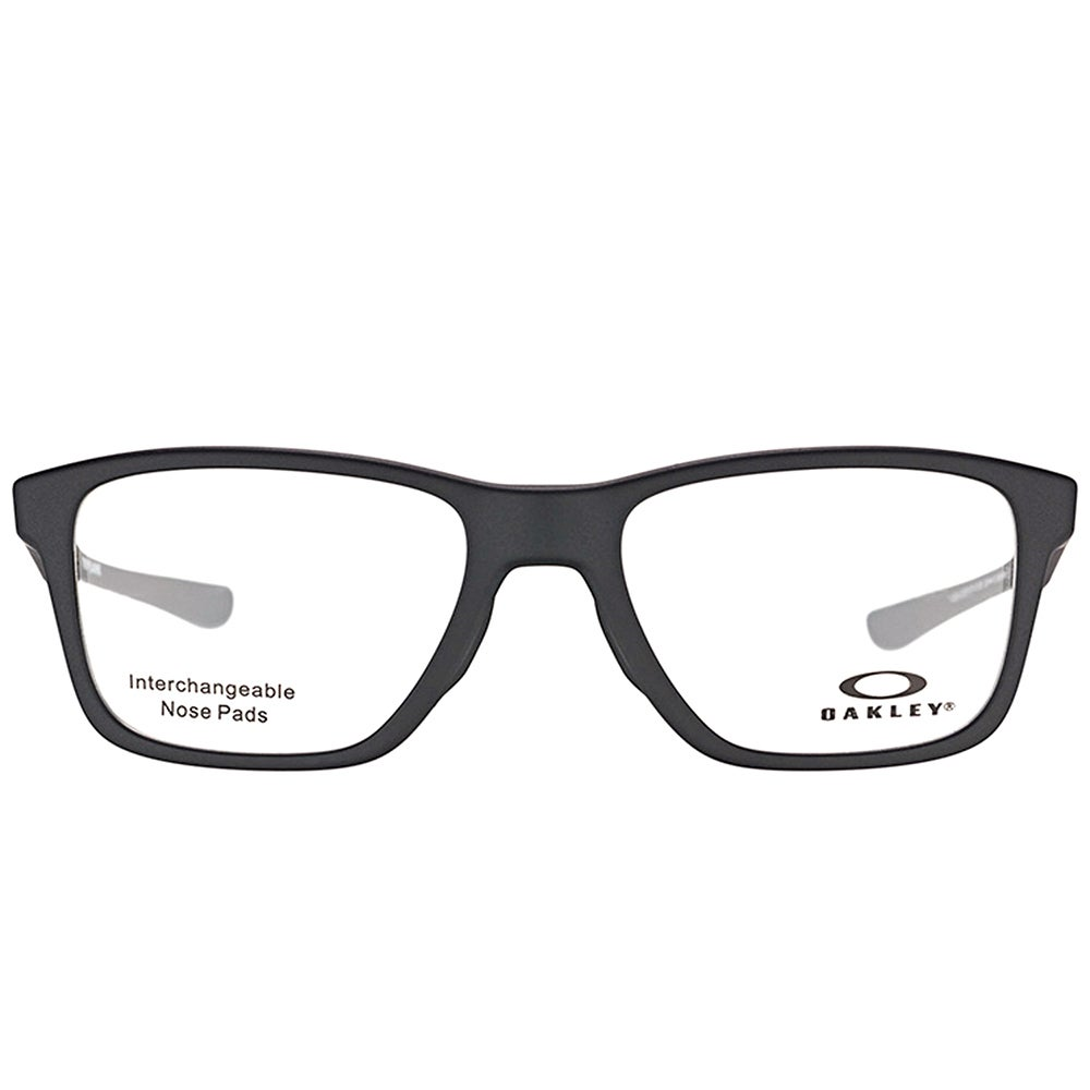 a78da12c44 Shop Oakley OX 8107 01 Trim Plane (TRUBRIDGE™) Satin Black Plastic Square  Eyeglasses 53mm - Free Shipping Today - Overstock.com - 16742229