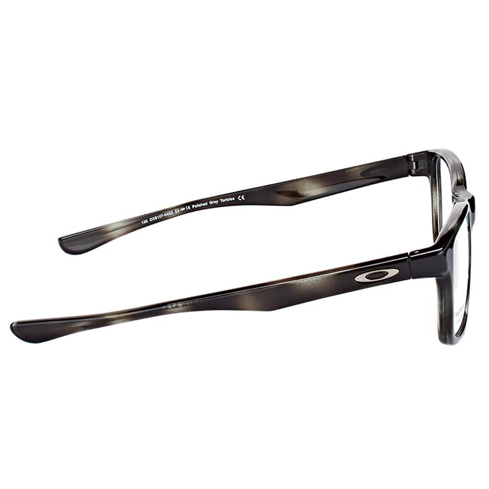 a172f1b7cd Shop Oakley OX 8107 04 Trim Plane (TRUBRIDGE™) Polished Brown Tortoise  Plastic Square Eyeglasses 51mm - Free Shipping Today - Overstock - 16742233
