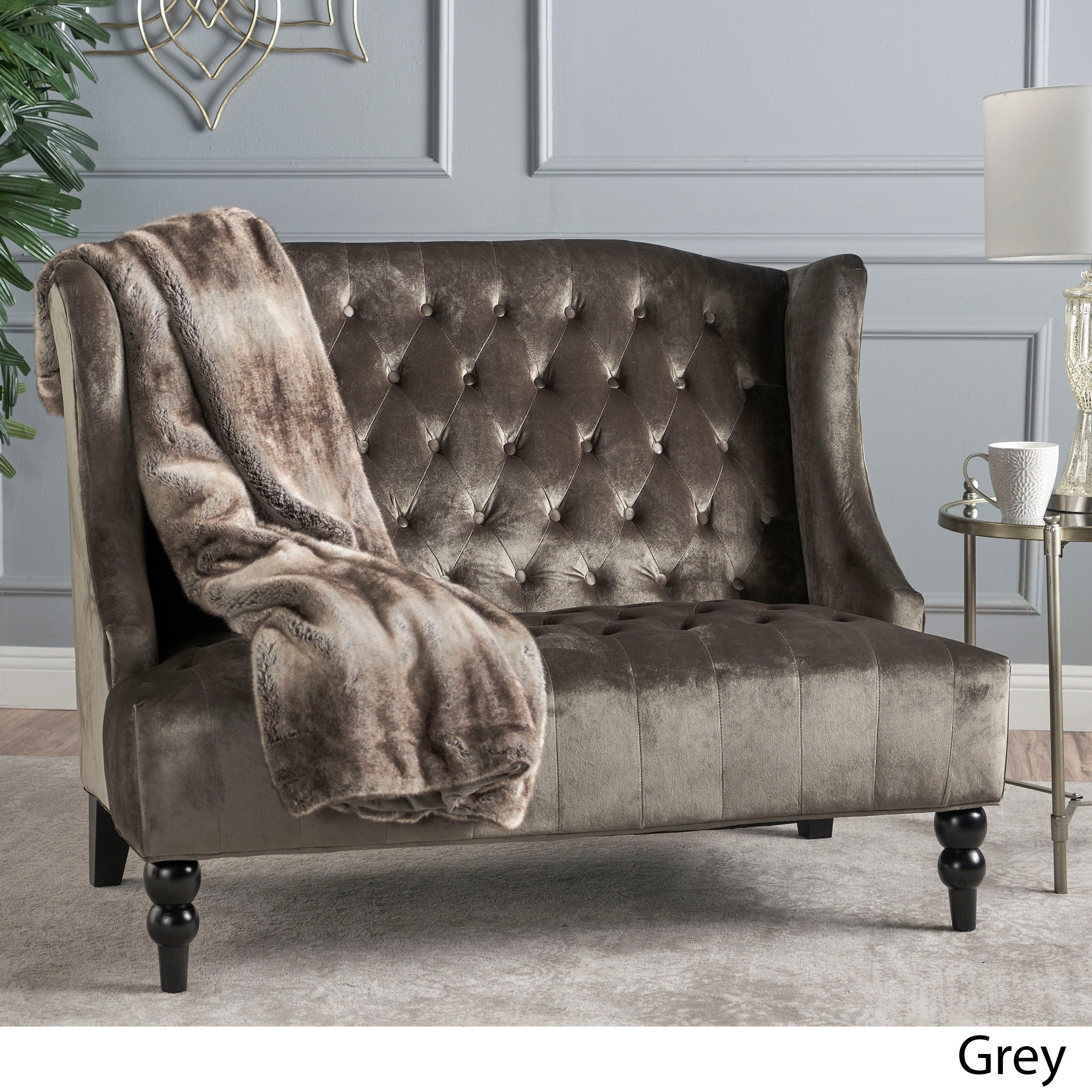 christiansburg loveseat dealepic tufted sofa deal