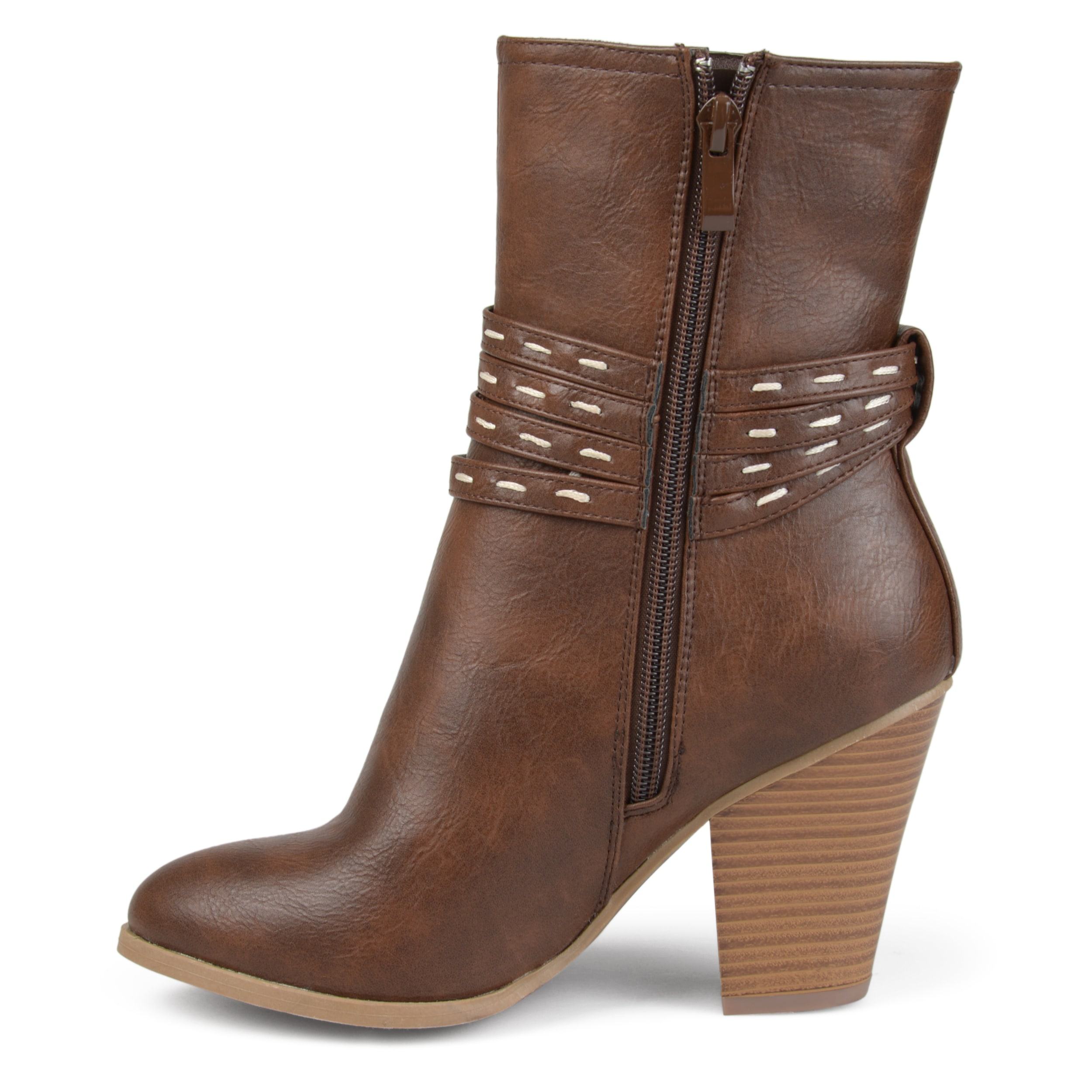 Journee Collection Larkyn ... Women's Ankle Boots vNs7FE
