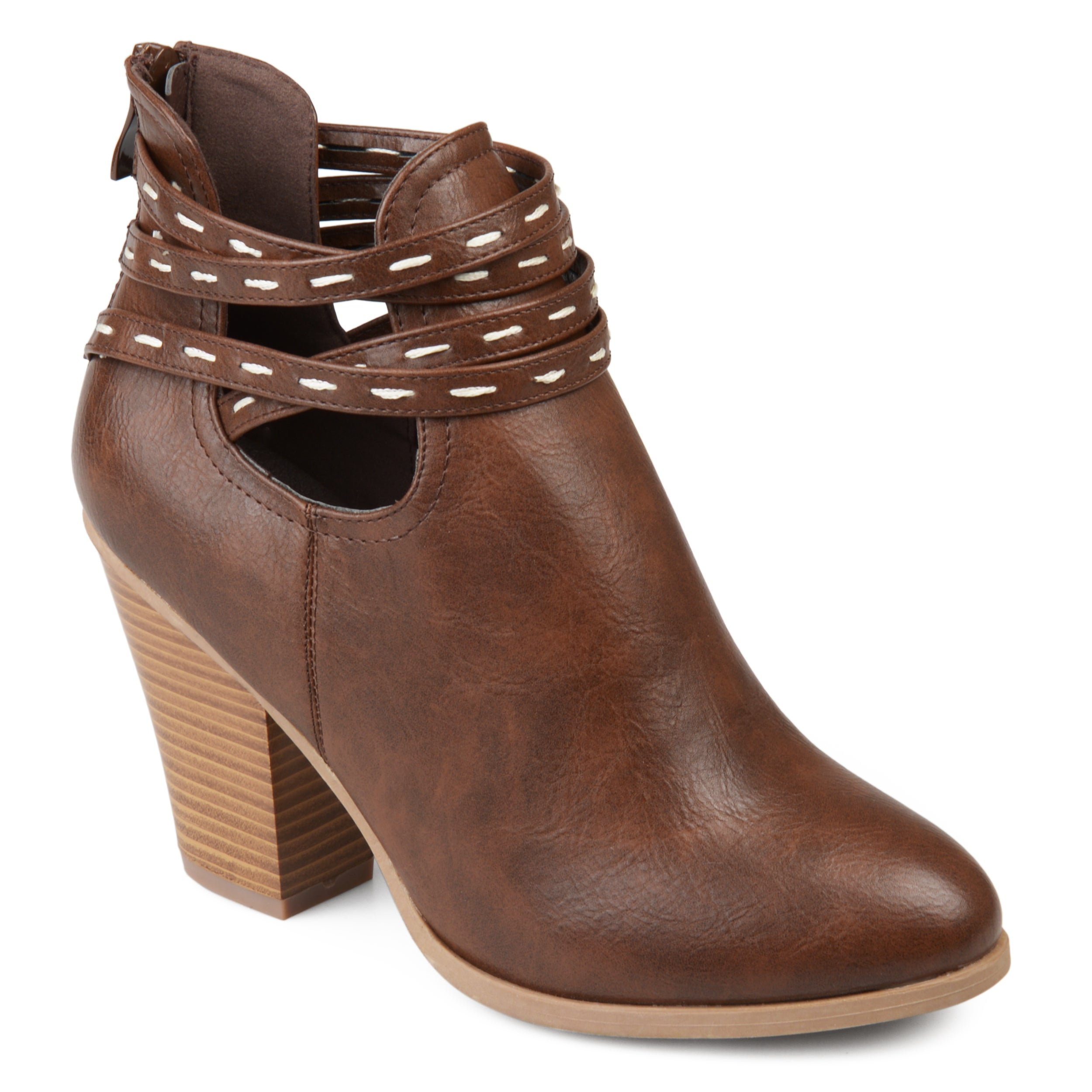 Journee Collection Larkyn ... Women's Ankle Boots clearance supply genuine for nice cheap price shop tumblr sale online xKbv5