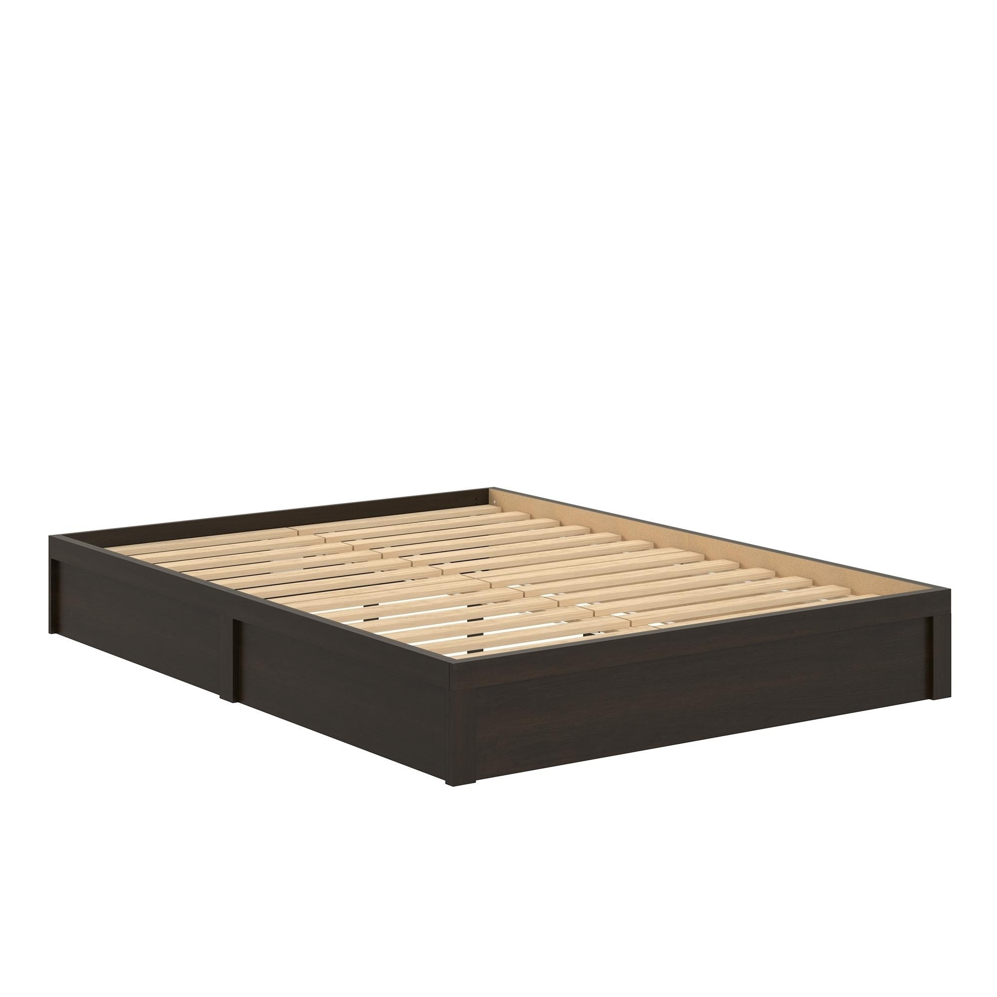 Shop Havenside Home Amelia Platform Full-size Bed Frame - On Sale ...