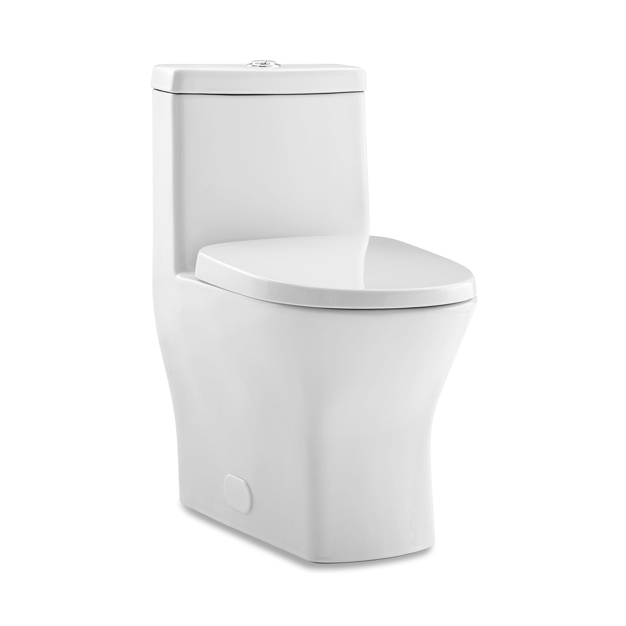 Shop Swiss Madison Sublime II One Piece Compact Small Toilet 24 ...