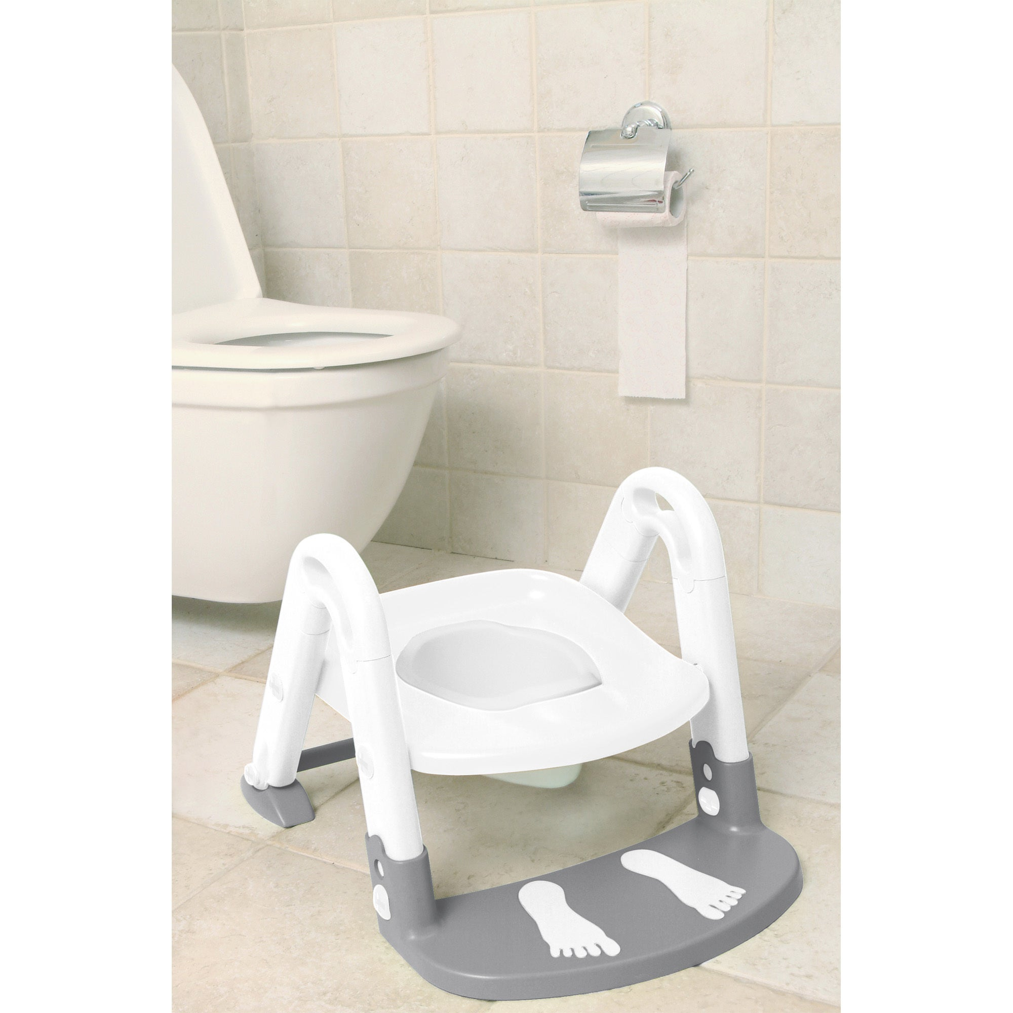 Dreambaby® 3-in-1 Toilet Trainer - White - Free Shipping On Orders ...