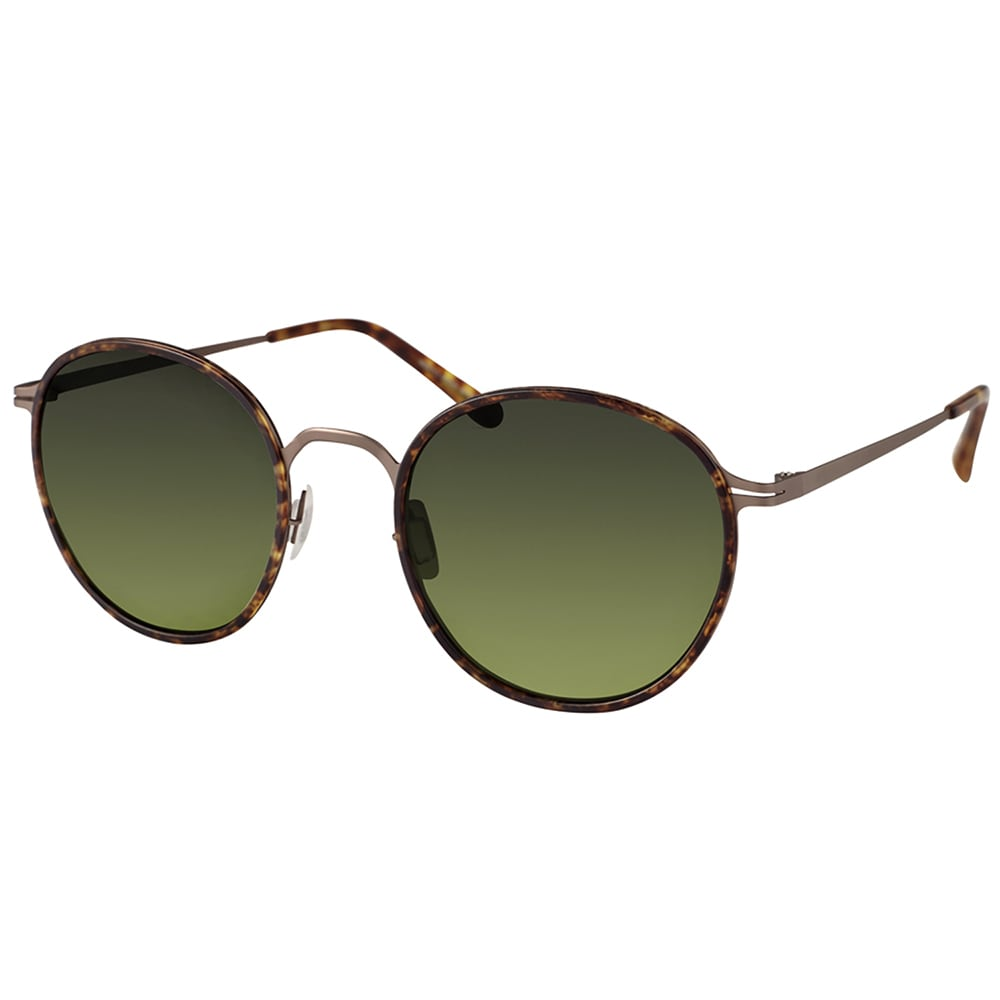 a02c10c2b3 Shop Modo Unisex 682 TORT Tortoise Frame and Green Polarized Lens Round  Sunglasses - Free Shipping Today - Overstock.com - 16802602