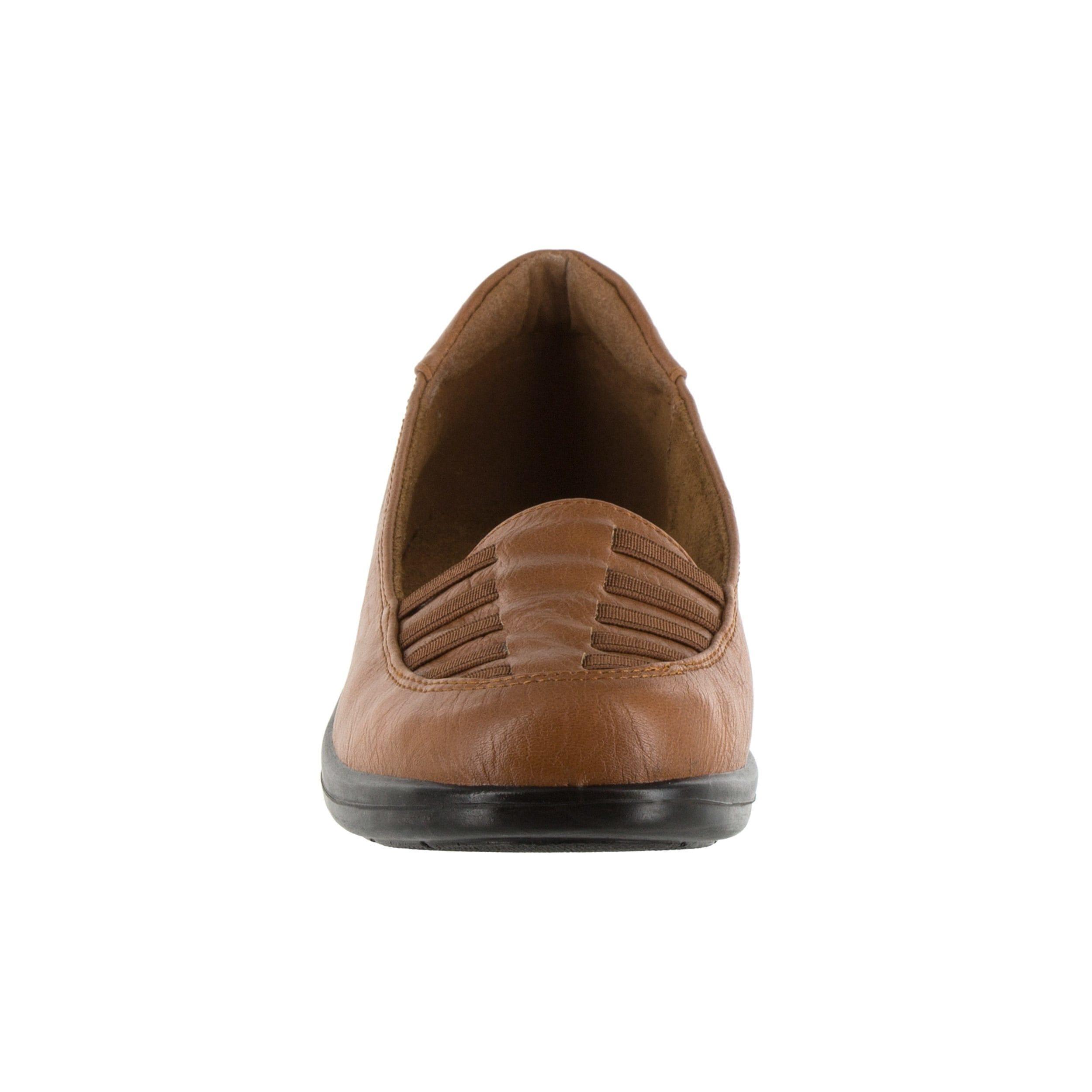 5c656136874 Shop Easy Street Women s Genesis Comfort Slip On (Tobacco) - Free Shipping  Today - Overstock - 16817293